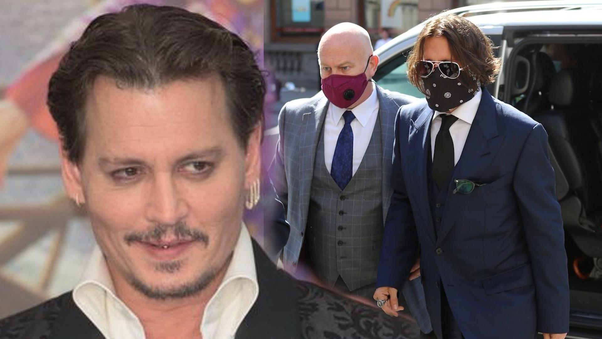 """Nie uwierzycie, ile Johnny Depp dostanie za film """"Fantastyczne zwierzęta"""", w którym nie zagra!"""