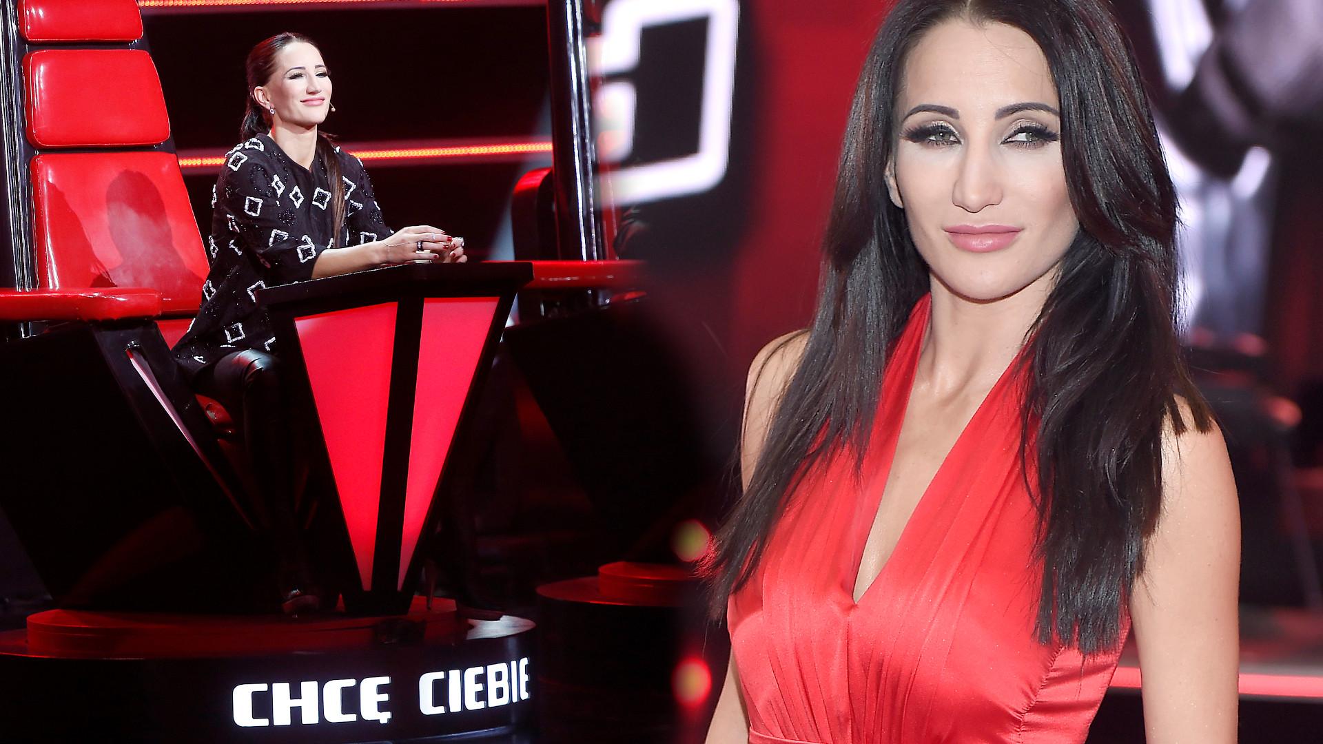 """Justyna Steczkowska WRACA do """"The Voice of Poland"""". """"Towarzyszyło mi mnóstwo emocji"""""""