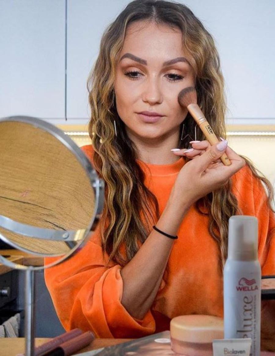 Sylwia Madeńska zdradziła ulubione triki makijażowe.