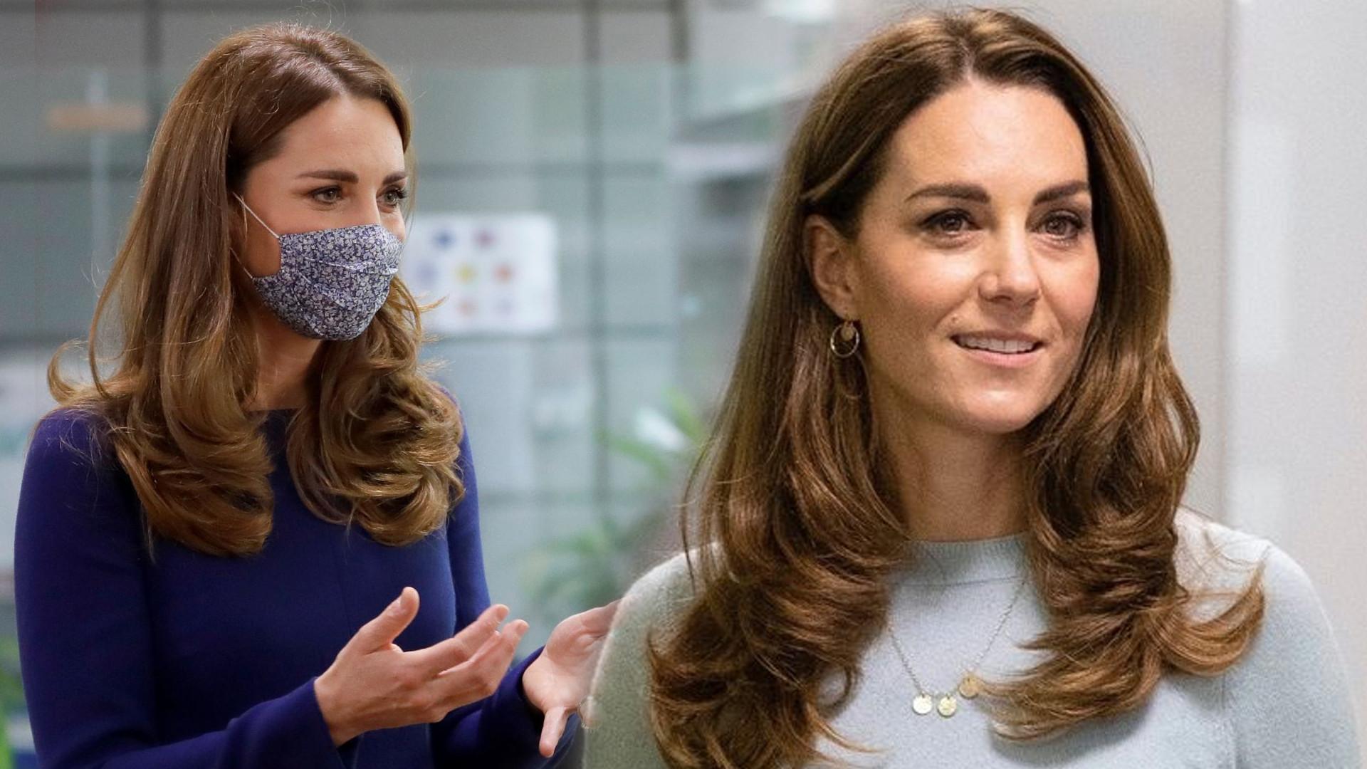 Księżna Kate postawiła na jesienną metamorfozę. Zmieniła KOLOR włosów