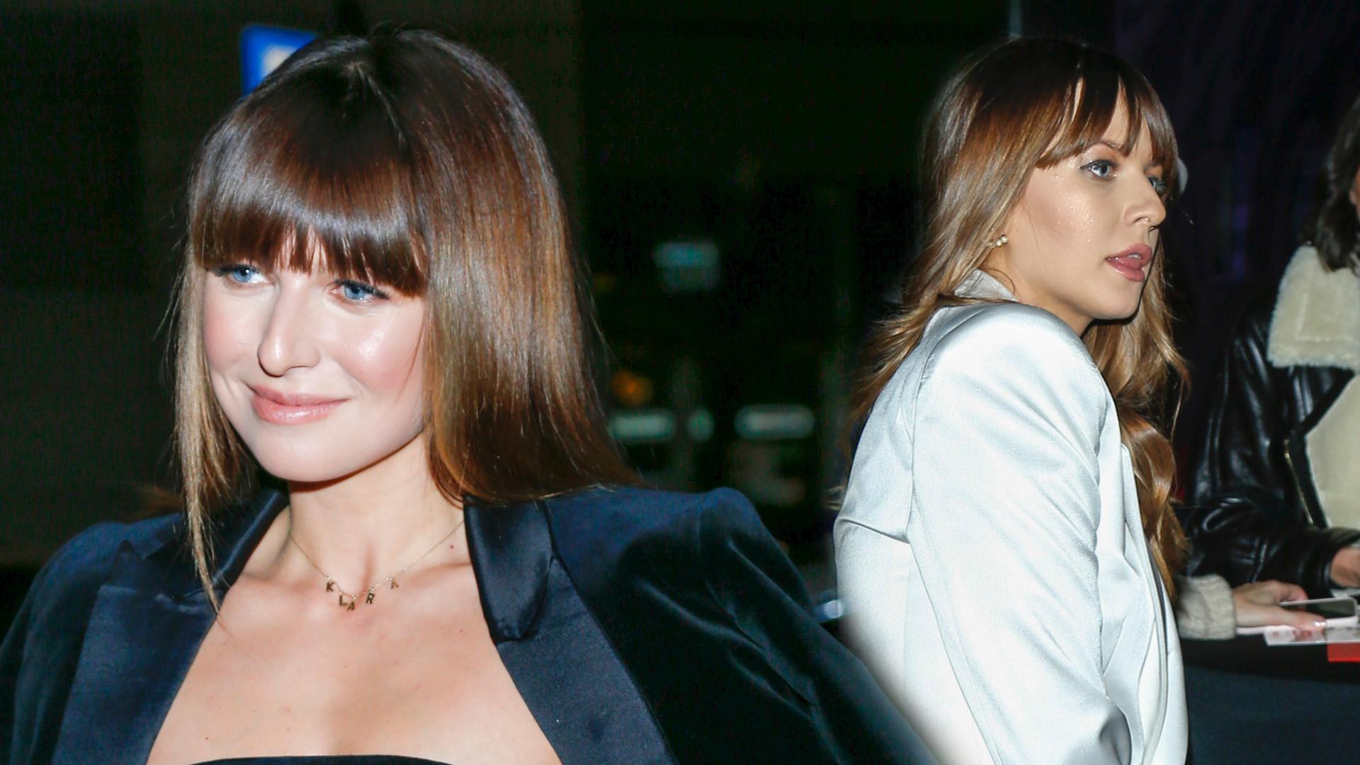 """Anna Lewandowska cała na czarno w luksusowym swetrze: """"Ninja Style"""""""