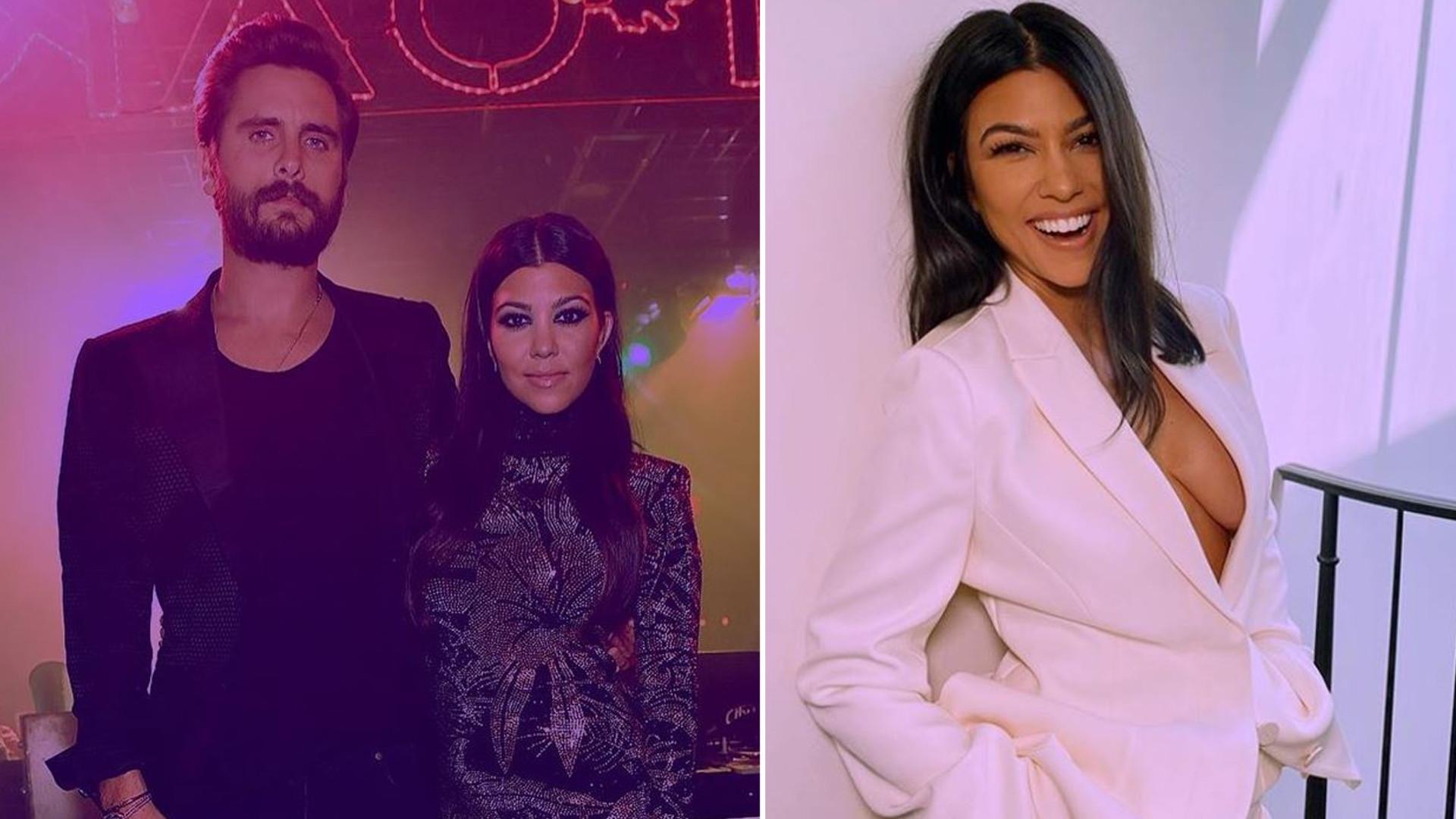 SZOK! Scott Disick chce mieć 4 dziecko z Kourtney Kardashian