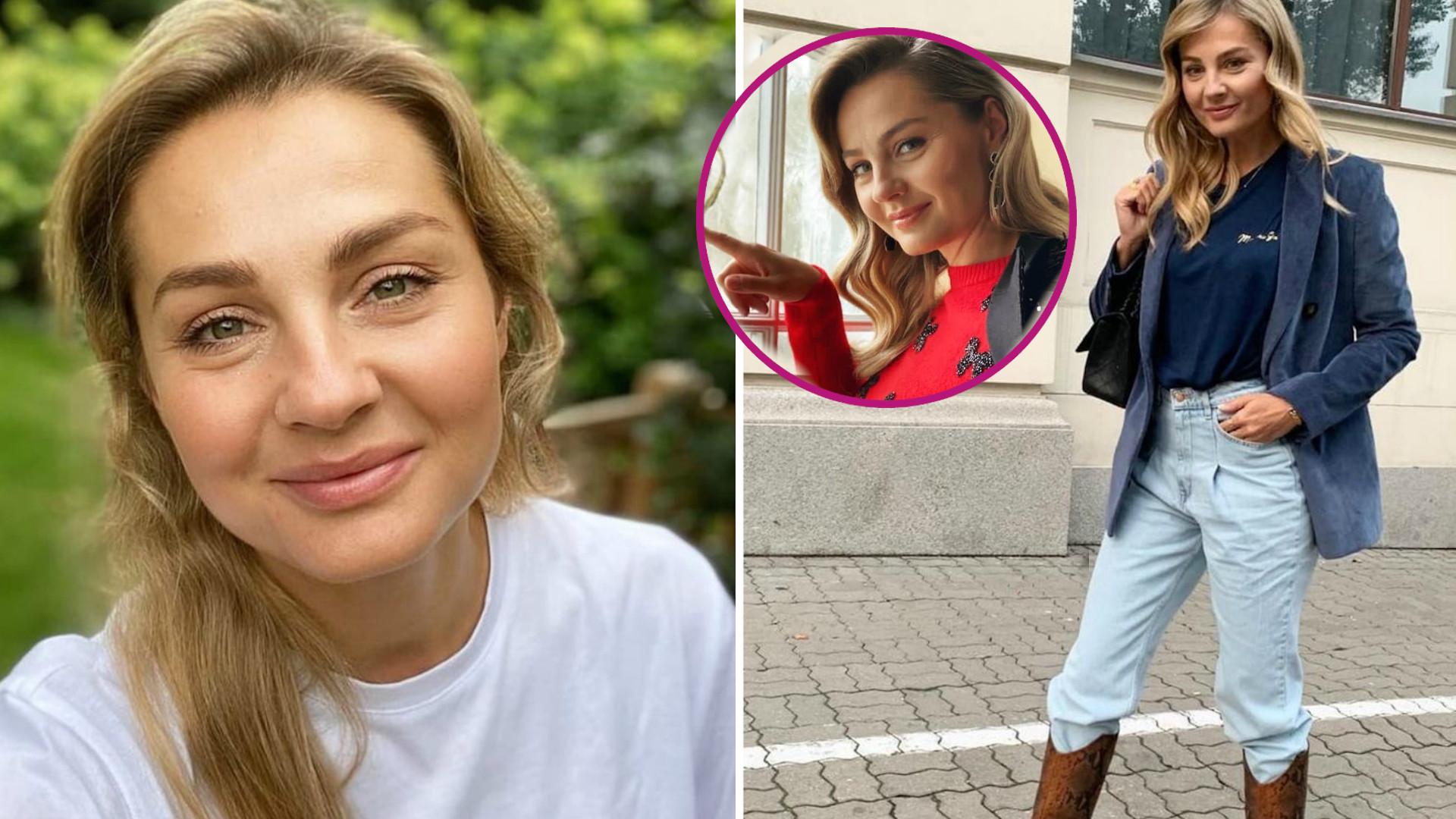 Małgorzata Socha spodziewa się kolejnego DZIECKA? Internautka zwróciła uwagę na brzuch aktorki