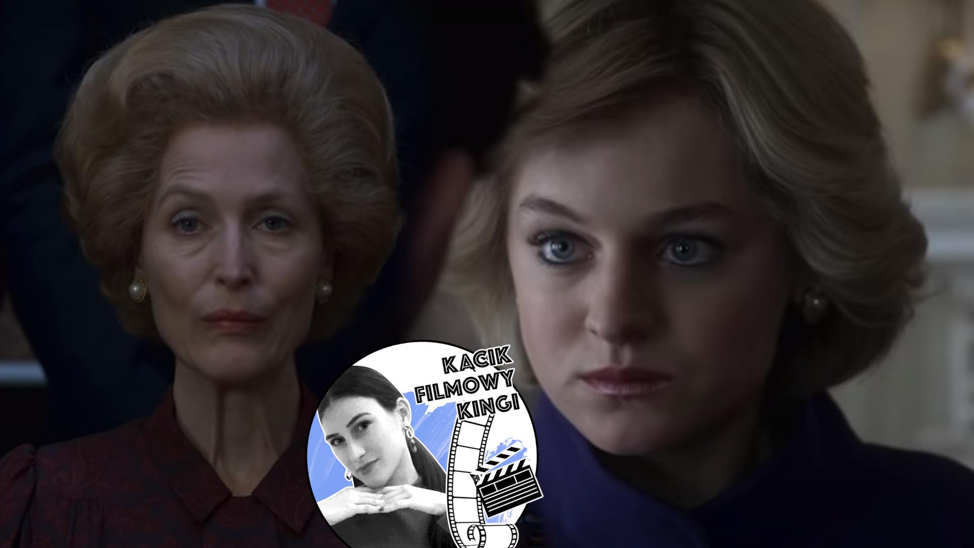 """Zobaczyłam 1. odcinek serialu """"The Crown"""". Postać Lady Di bezbłędna"""