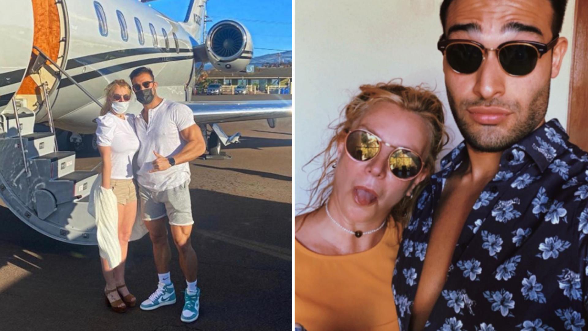 """Odmieniona Britney poleciała na wakacje. Fani: """"To nasza Brit!"""" (ZDJĘCIA)"""
