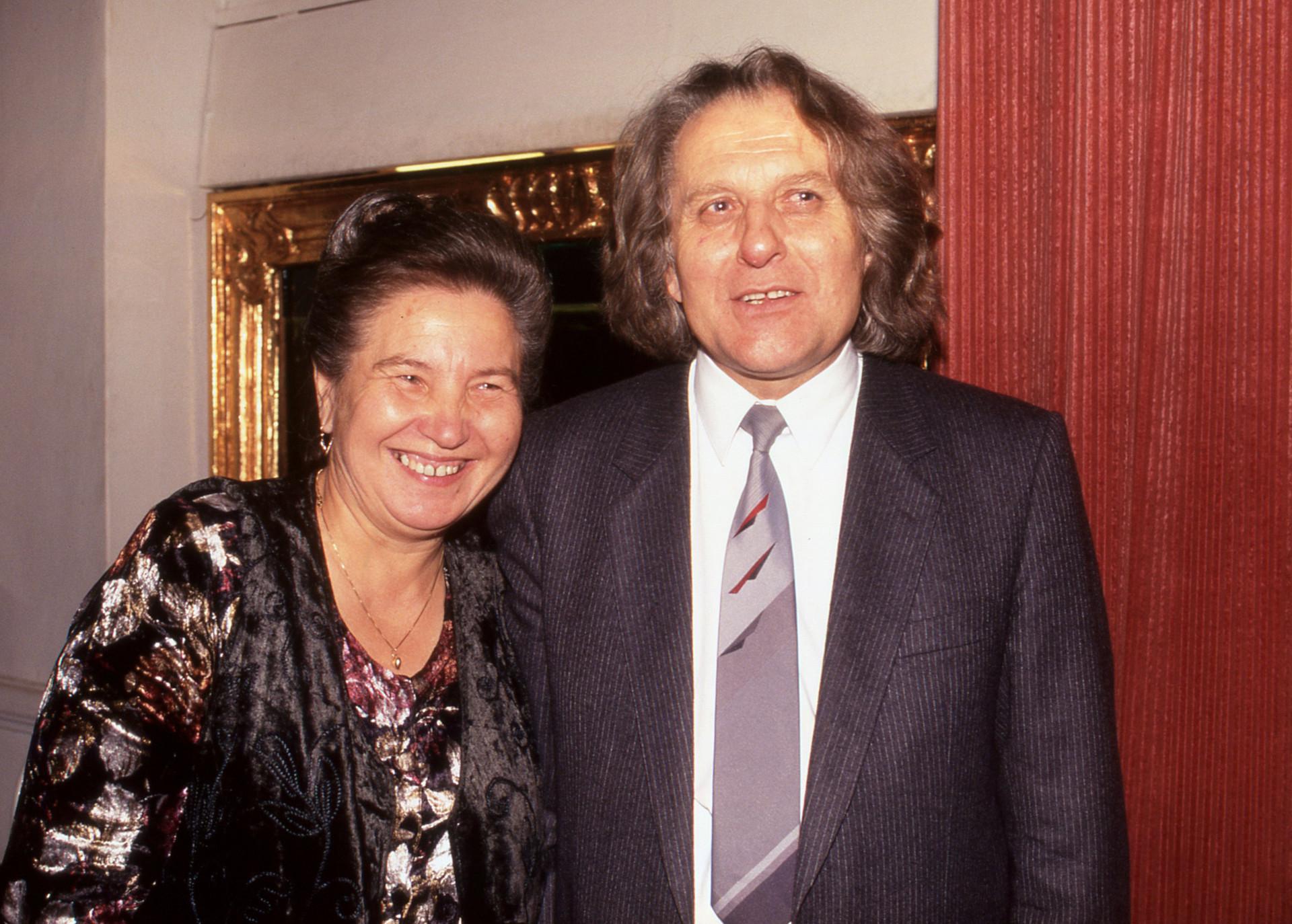 Danuta i Stanisław Steczkowscy