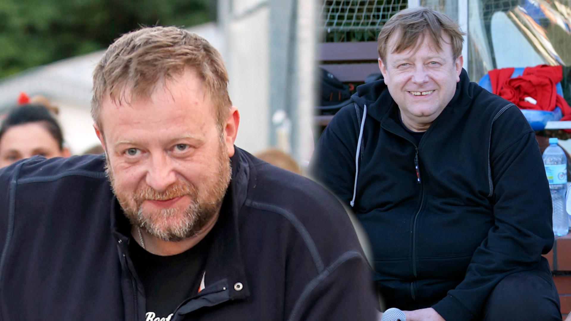 Olaf Lubaszenko zrzucił 80 kg! Zobacz jego najnowsze zdjęcie