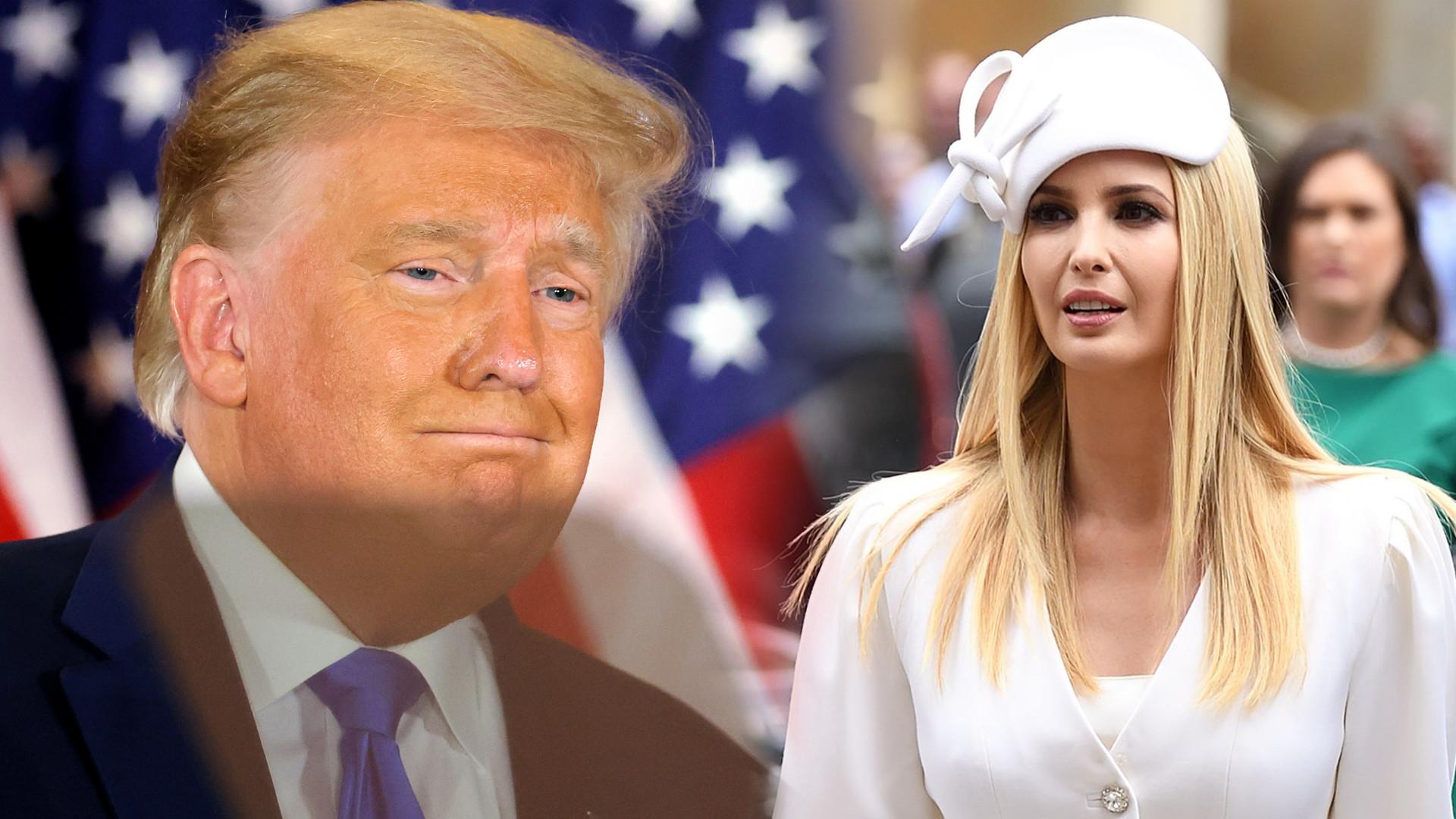 Przyjaciółka Ivanki Trump opowiedziała o SKANDALICZNYM zachowaniu Donalda Trumpa: Nigdy nie zapomnę tego…