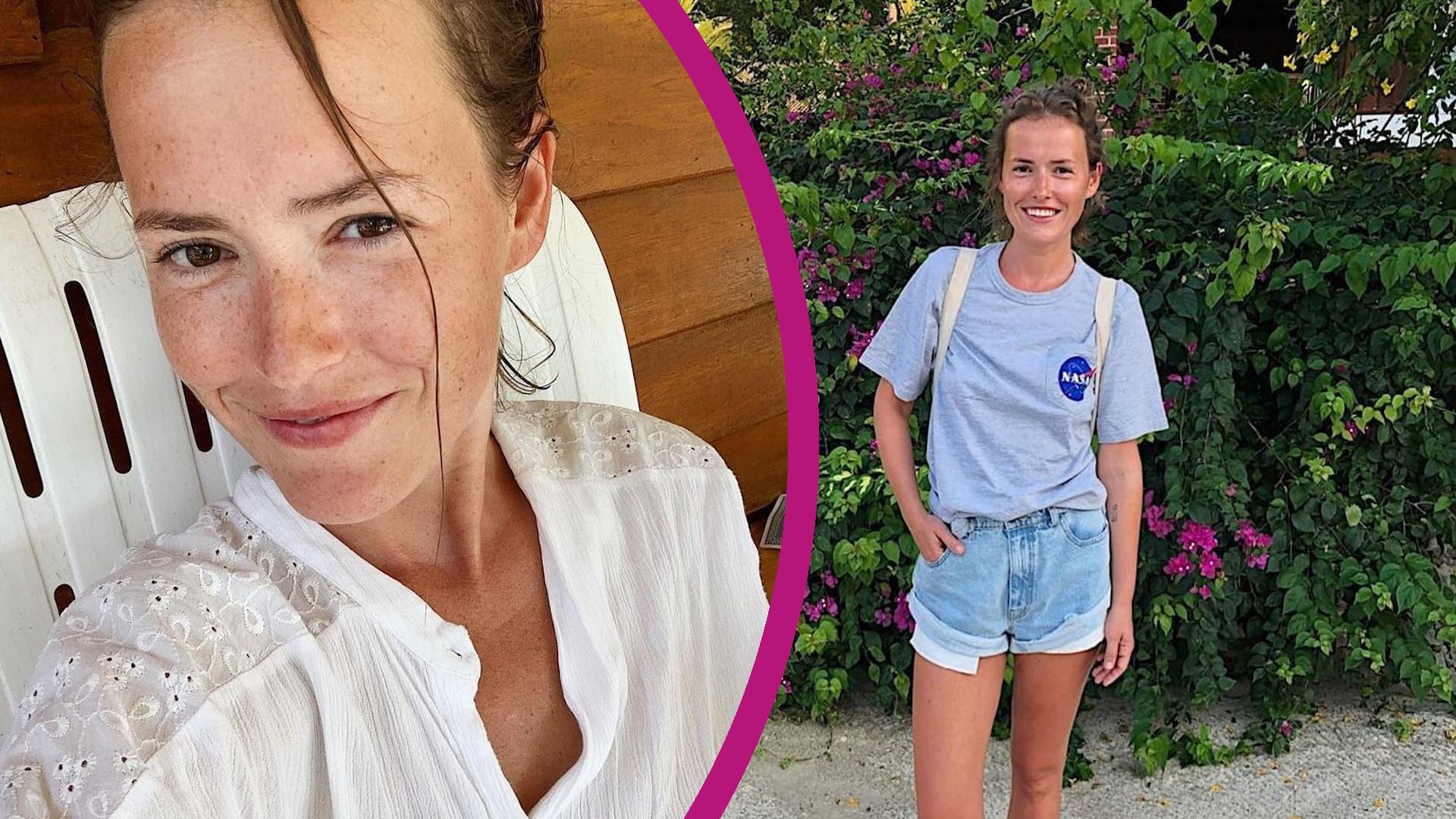 Olga Frycz odpoczywa na wakacjach. Jej figura w bikini zrobiła wrażenie na internautach