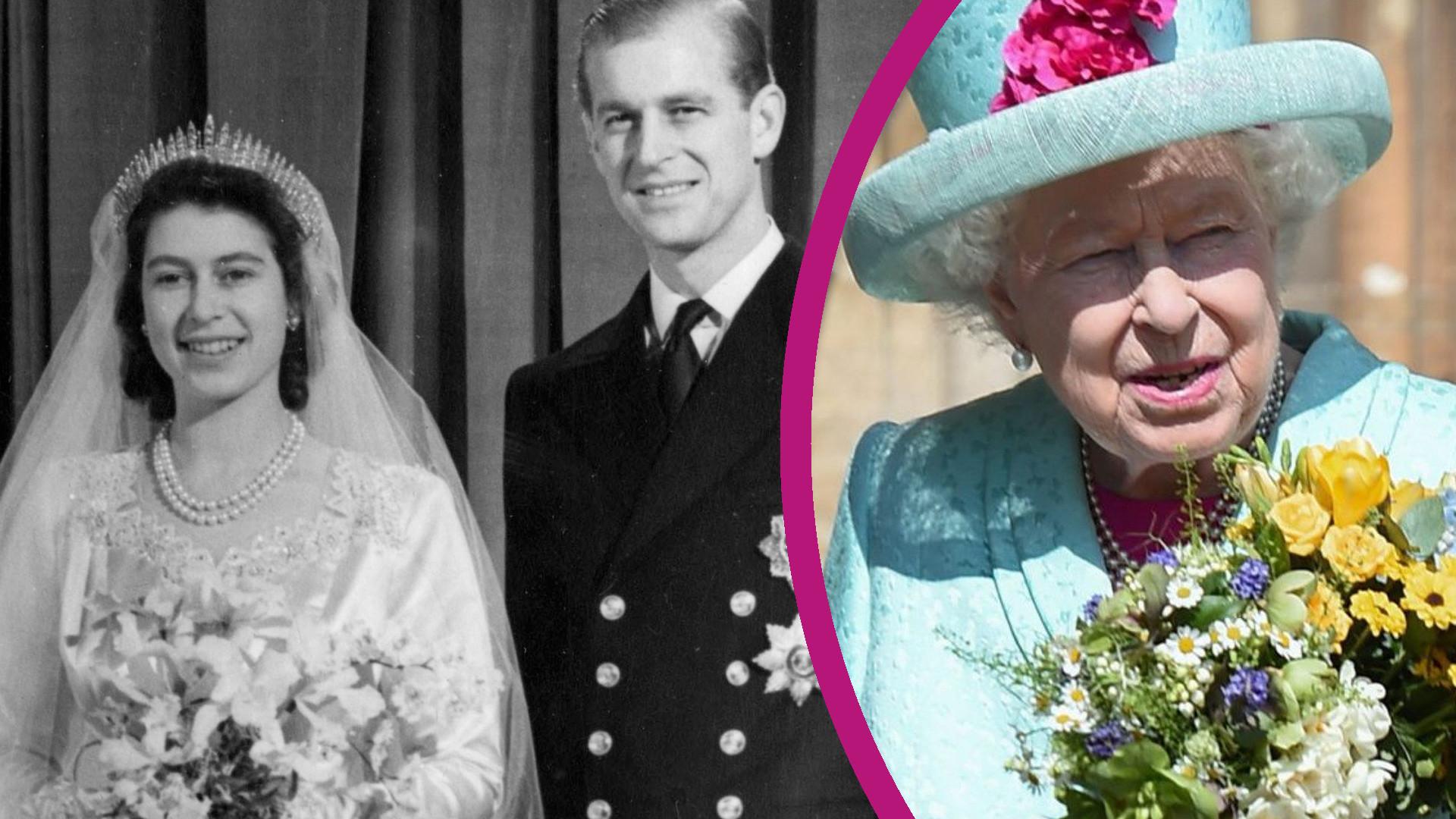 Królowa Elżbieta II świętuje 73. rocznicę ślubu. NOWE zdjęcie pary
