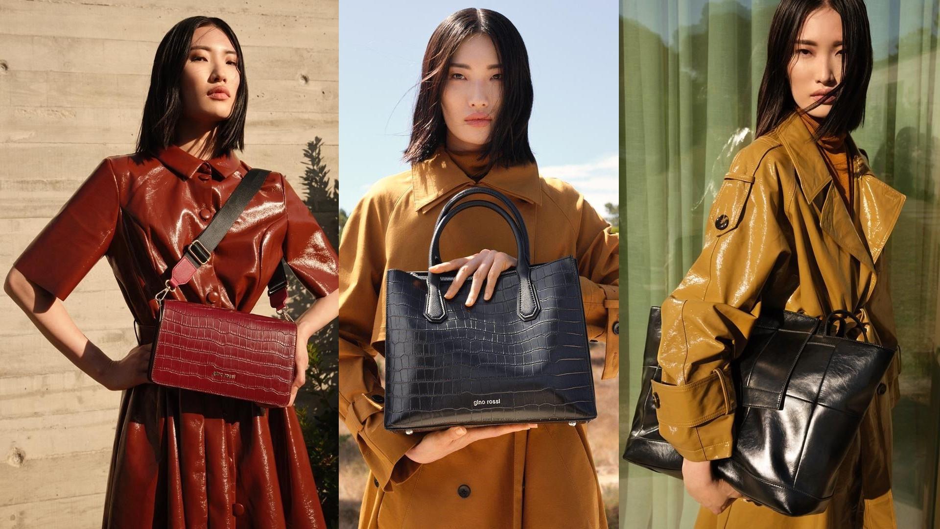 3 praktyczne torebki, które muszą się znaleźć w każdej kobiecej szafie