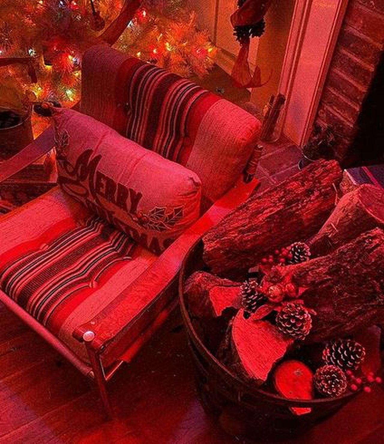 Dekoracje w domu Gigi Hadid