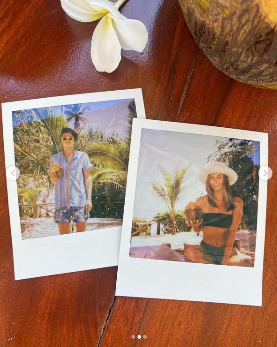 Julia Wieniawa z nowym partnerem wypoczywa na Zanzibarze.