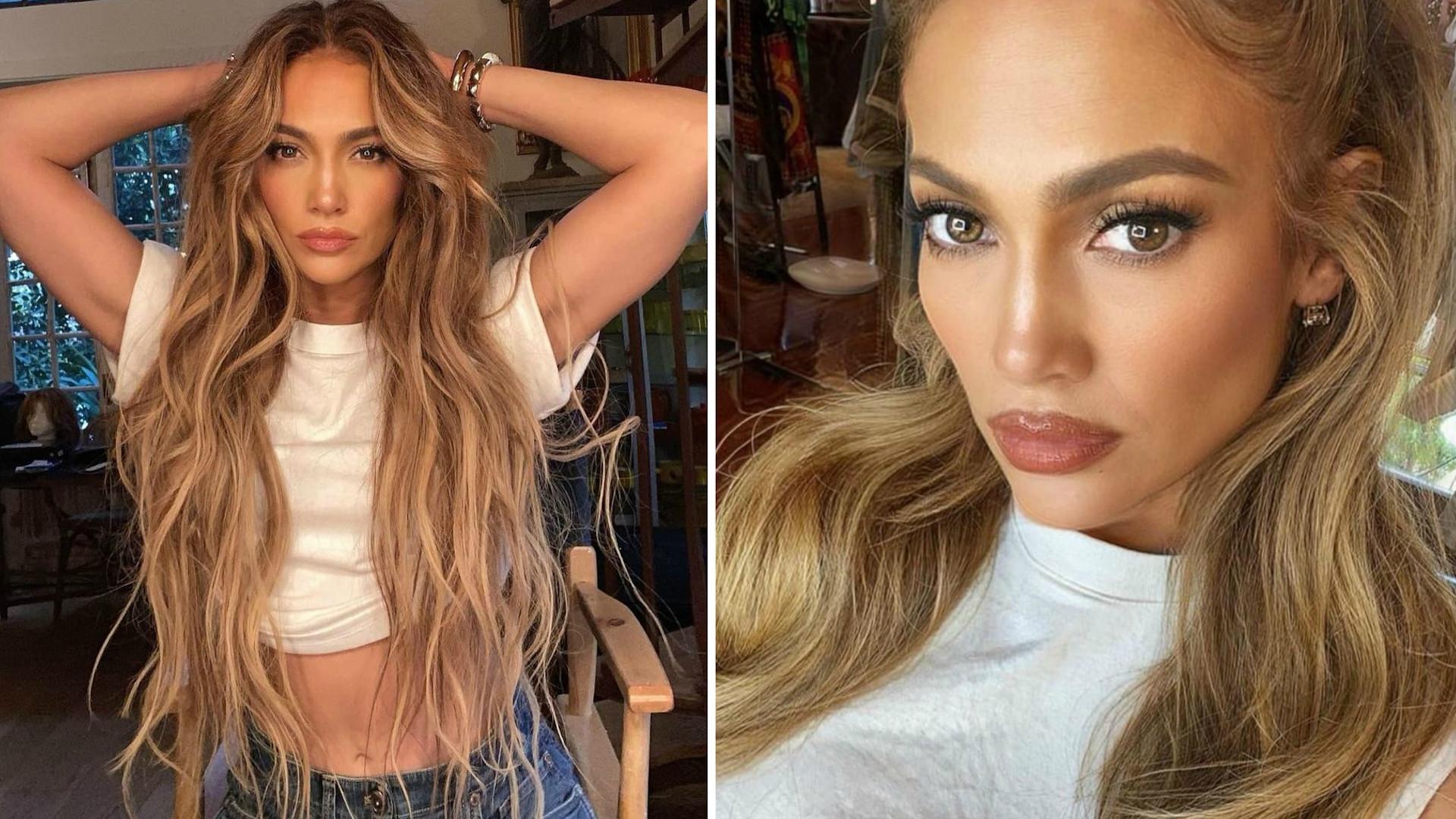 Jennifer Lopez pokazała się NAGO. Udostępniła w sieci wideo