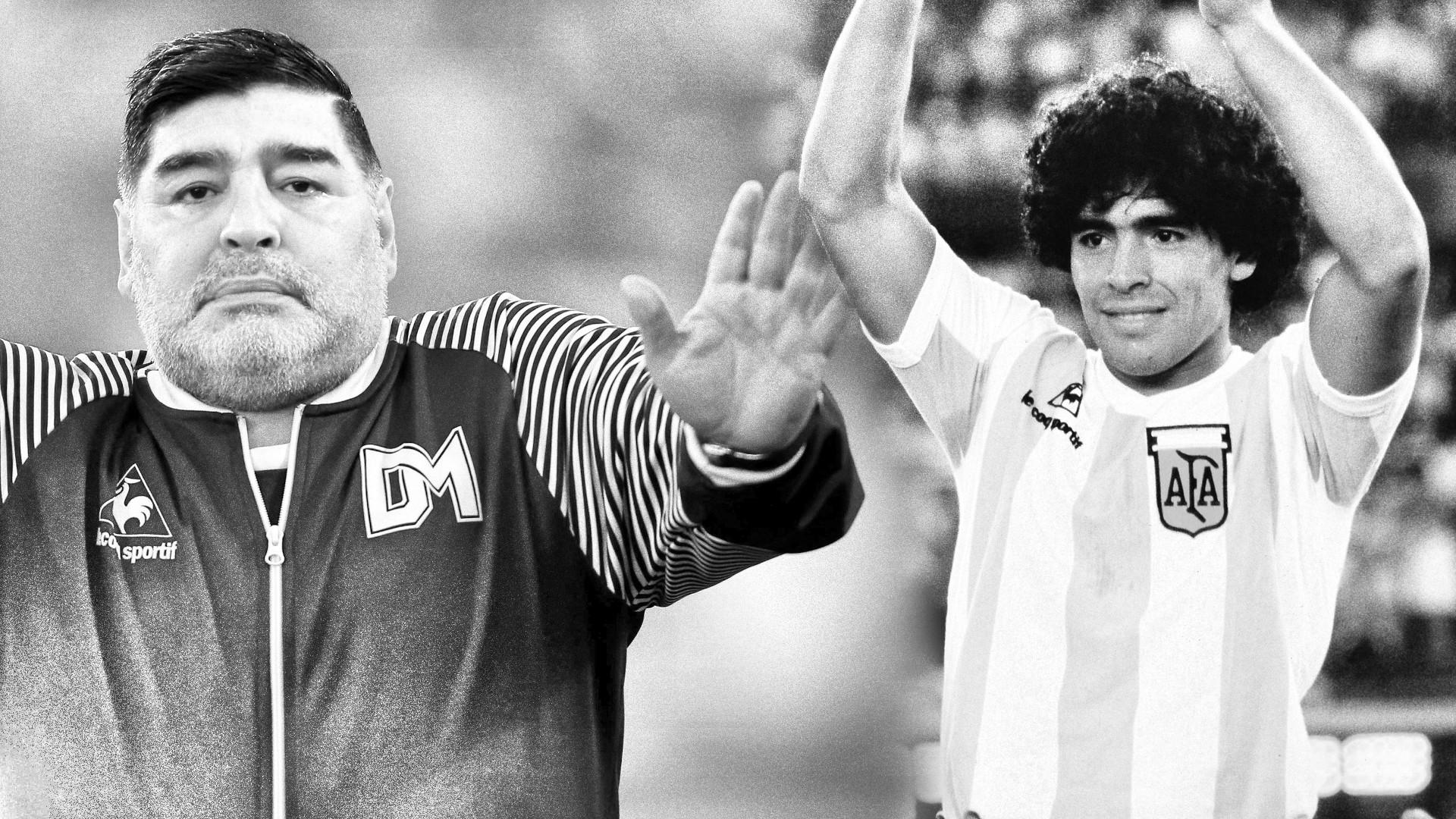 Nie żyje Diego Armando Maradona!