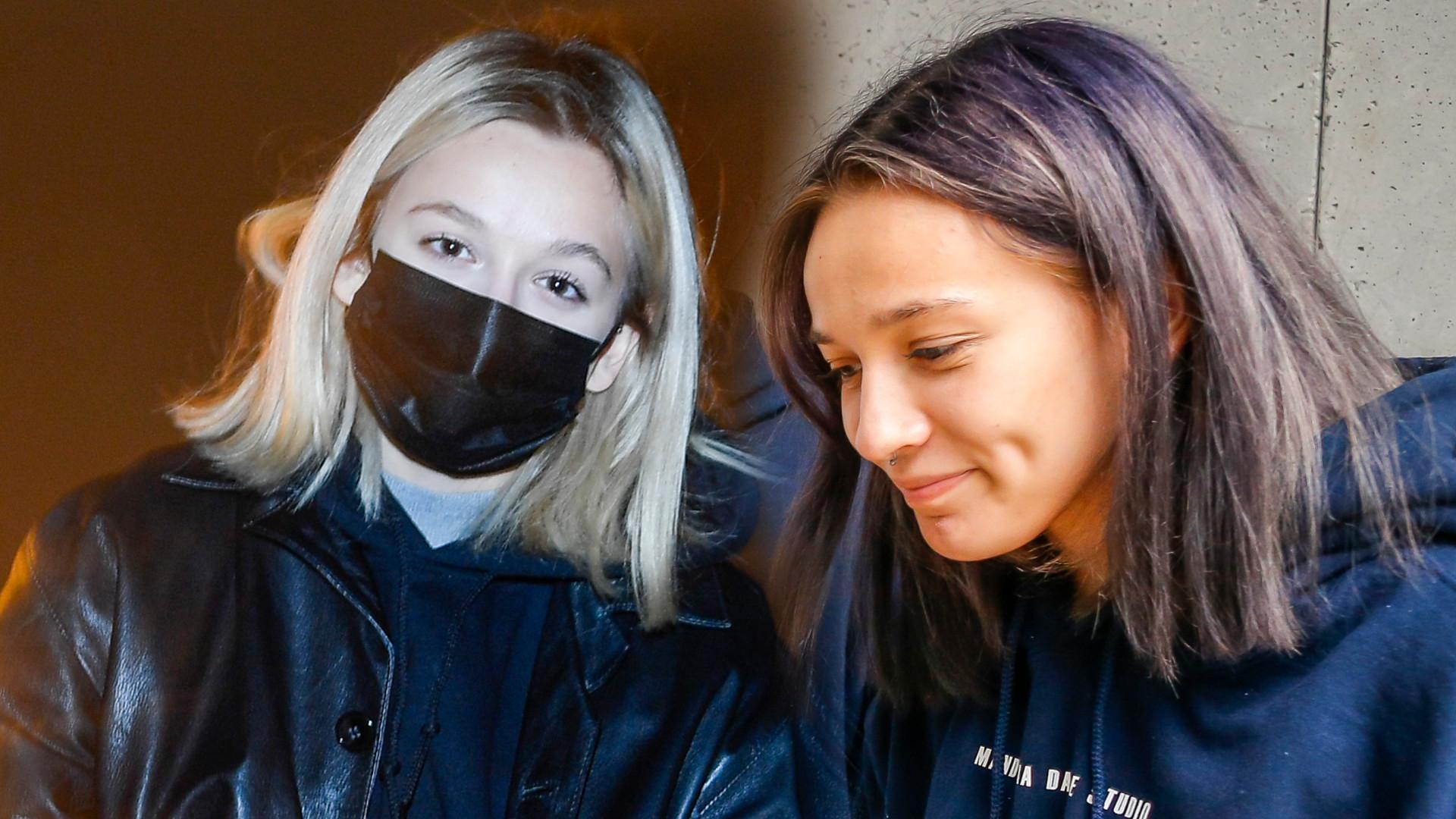 Fabienne Wiśniewska strasznie ZNISZCZYŁA włosy domową koloryzacją. Fryzjer je uratował i pokazał EFEKT