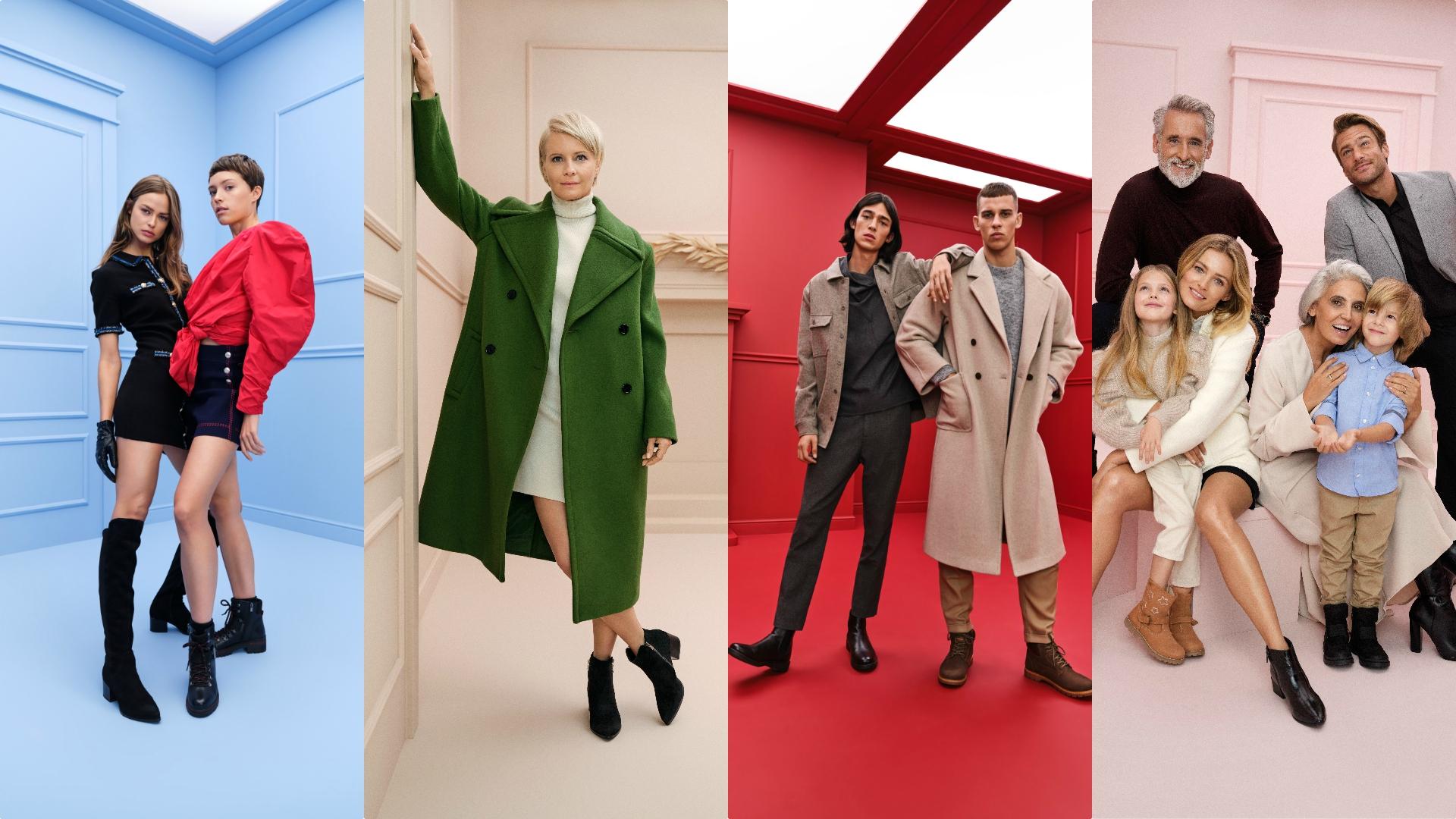 Supermodelki, it-girls i polska gwiazda w bajkowej kampanii