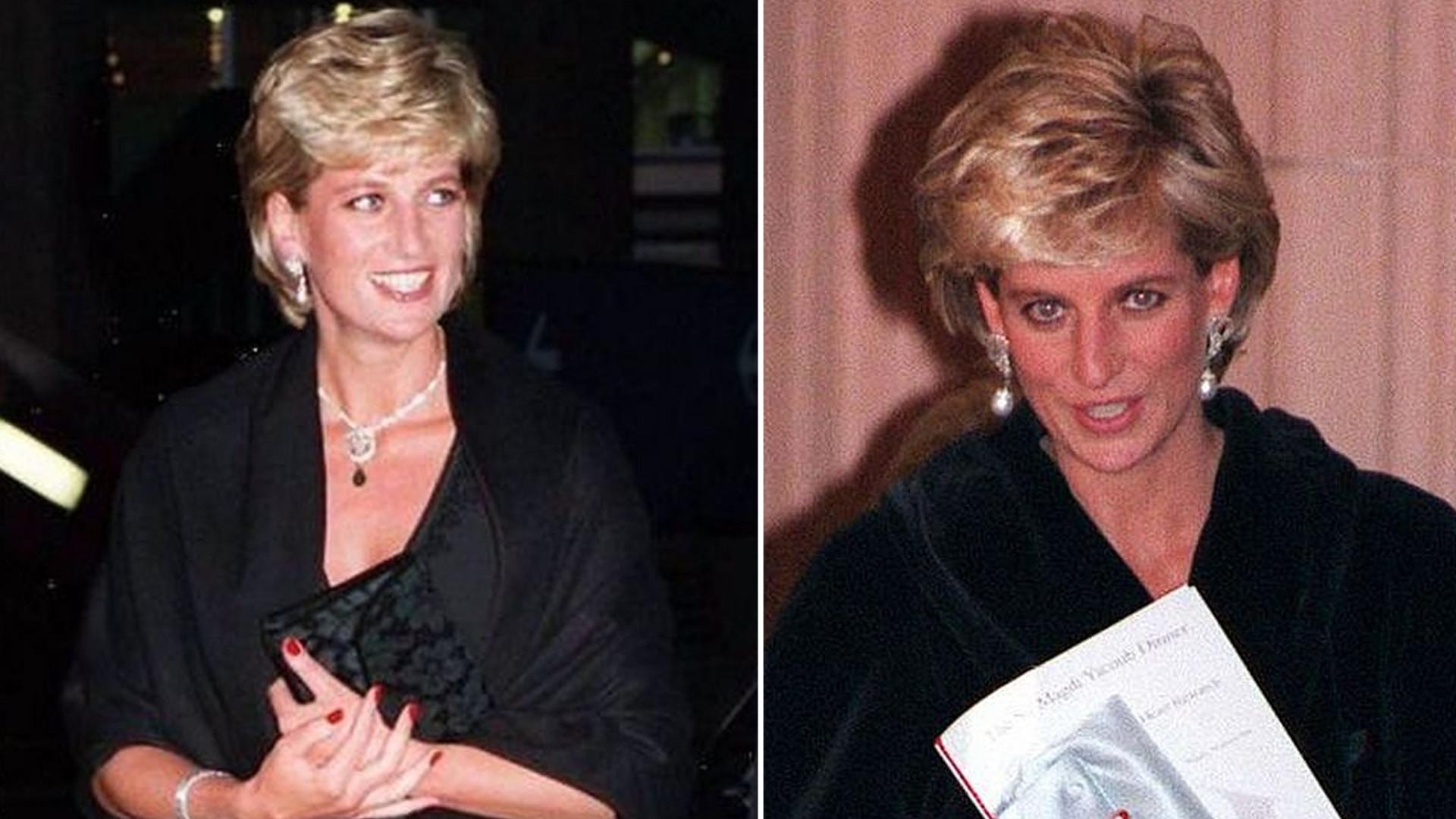 Księżna Diana wypoczywa na jachcie w BIKINI! Wyciekły odważne zdjęcia