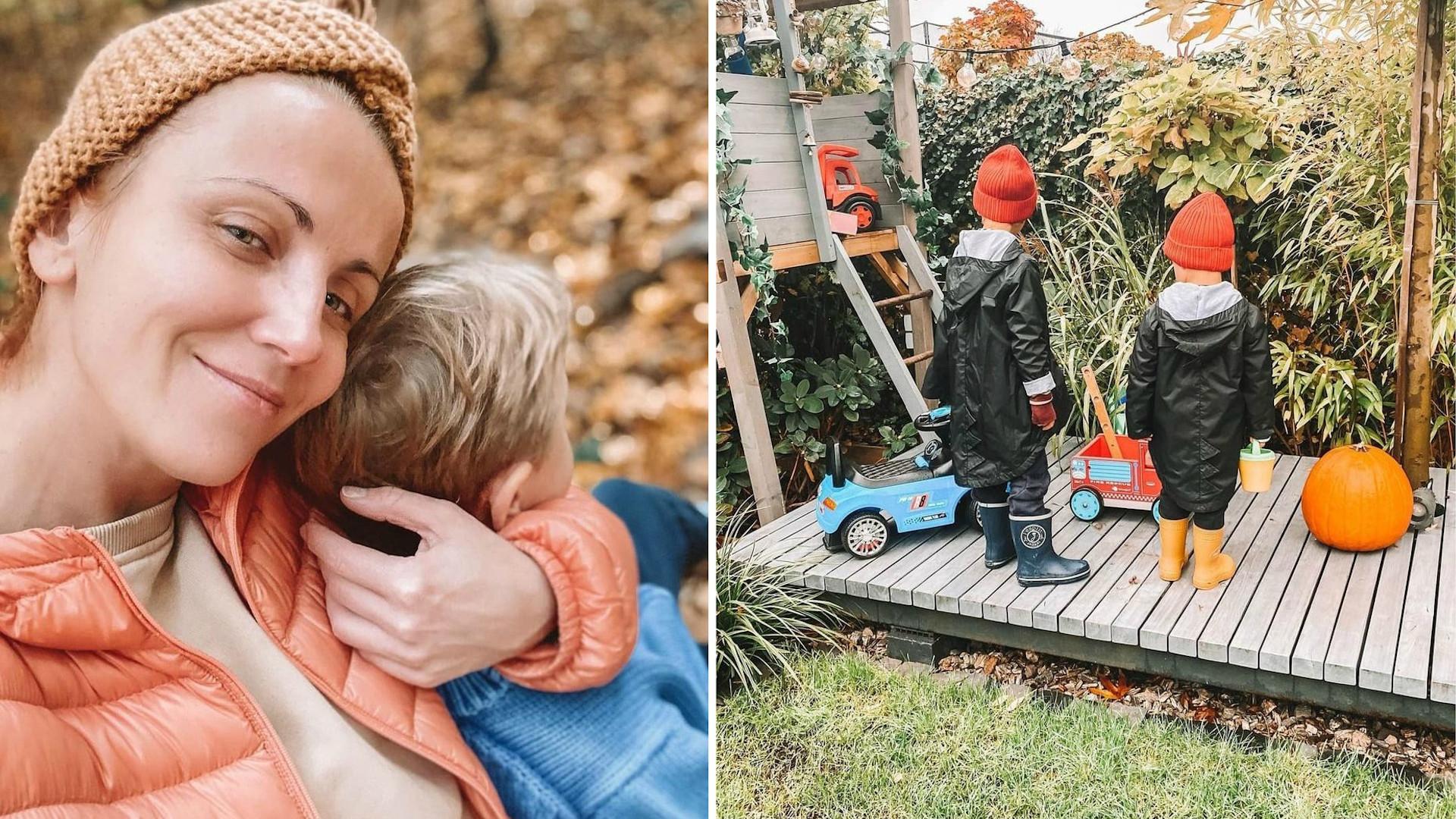 Katarzyna Zielińska pokazała pokój syna. Chłopiec nie może narzekać na brak atrakcji