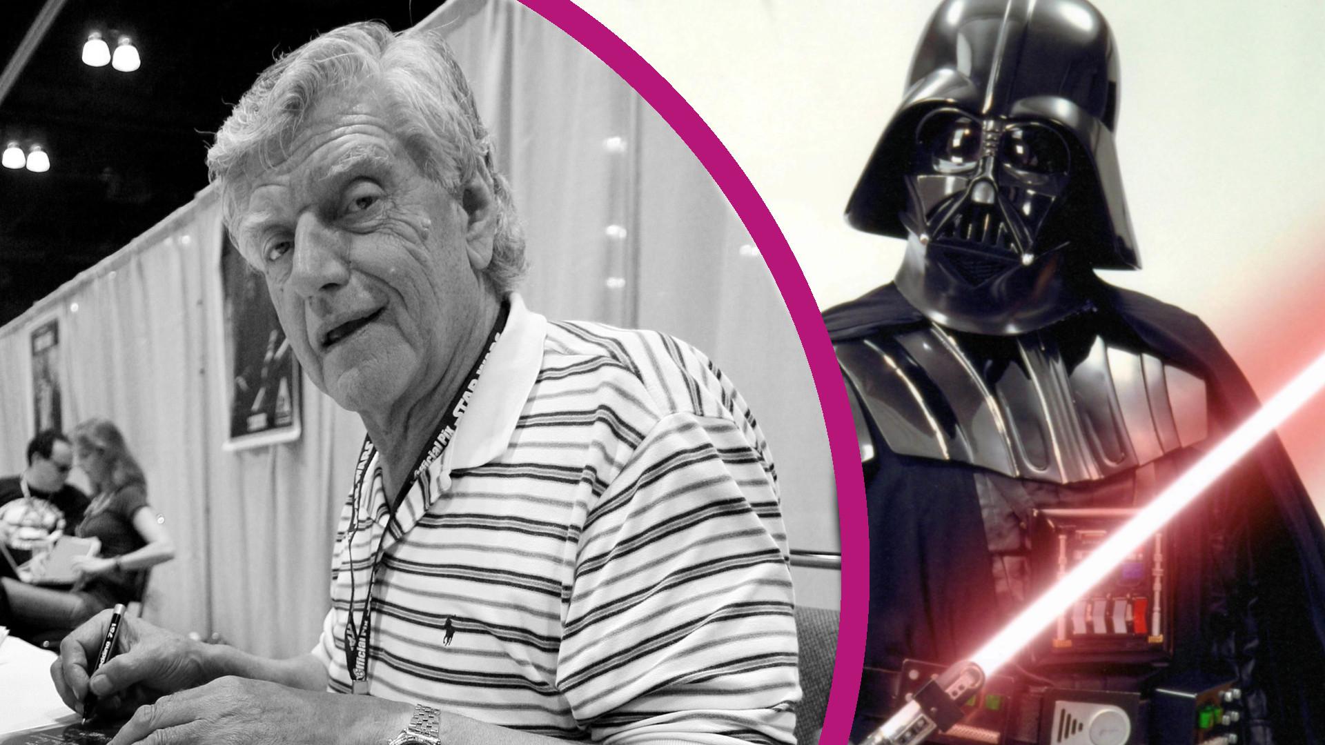 """David Prowse nie żyje. Słynął z roli Dartha Vadera w """"Gwiezdnych wojnach"""""""