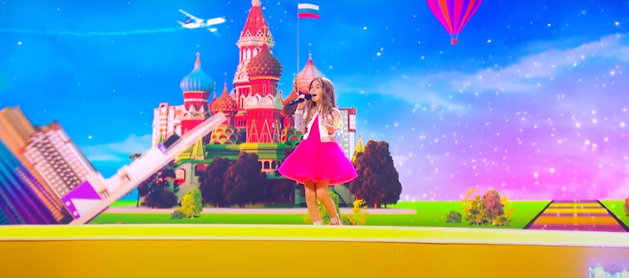 Występ na Eurowizji Junior