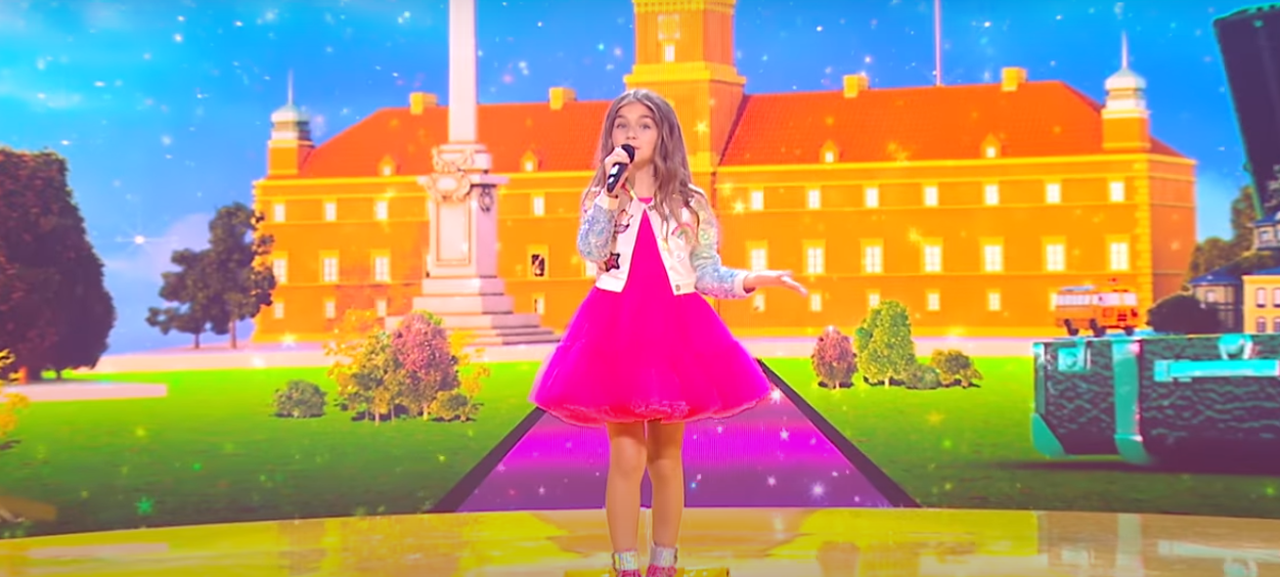 Reprezentantka Francji na Eurowizji Junior