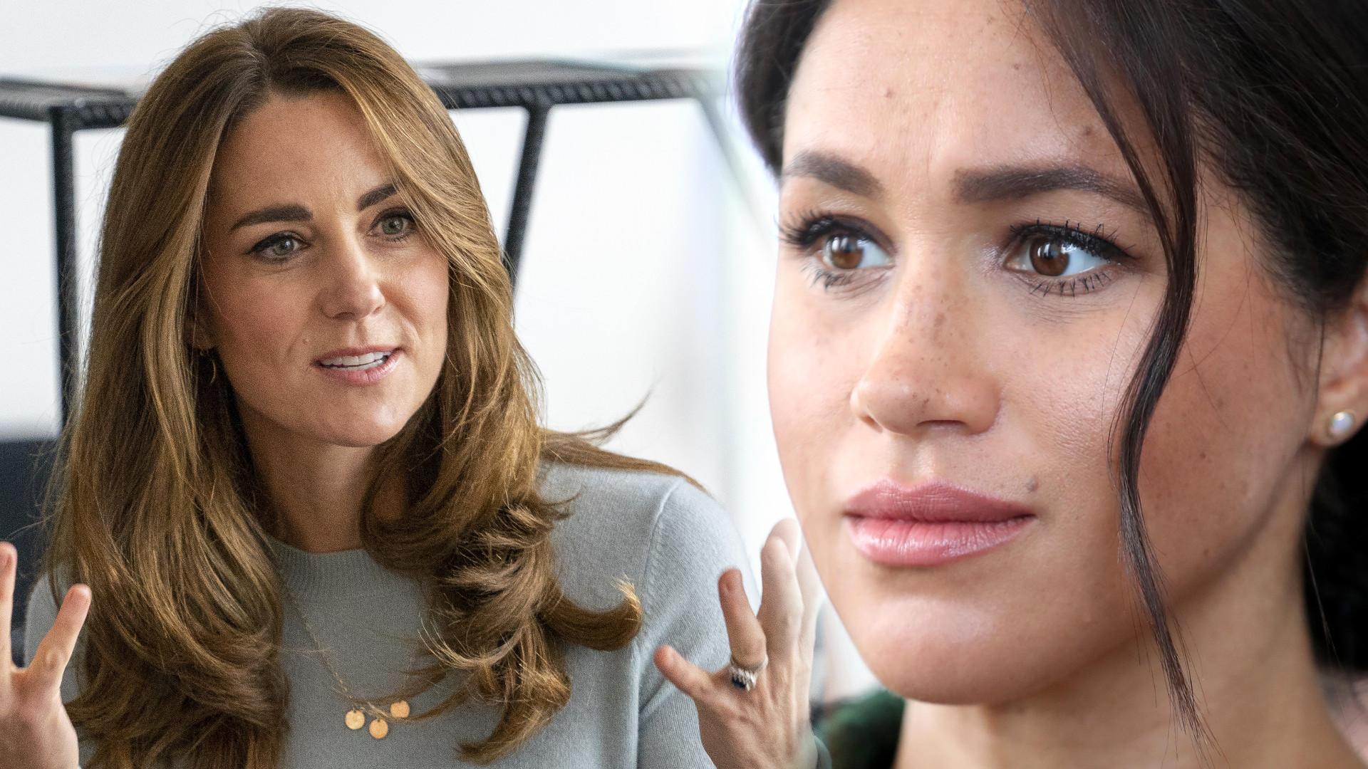 Jak zareagowała księżna Kate, gdy dowiedziała się o poronieniu Meghan Markle?