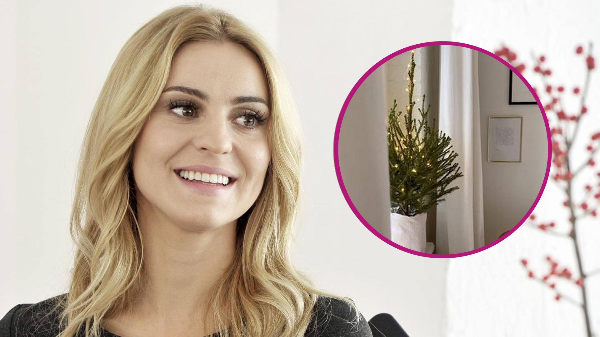 Internautki zachwycone świątecznymi dekoracjami w domu Kasi Tusk: Lubię MAGIĘ, którą tworzysz