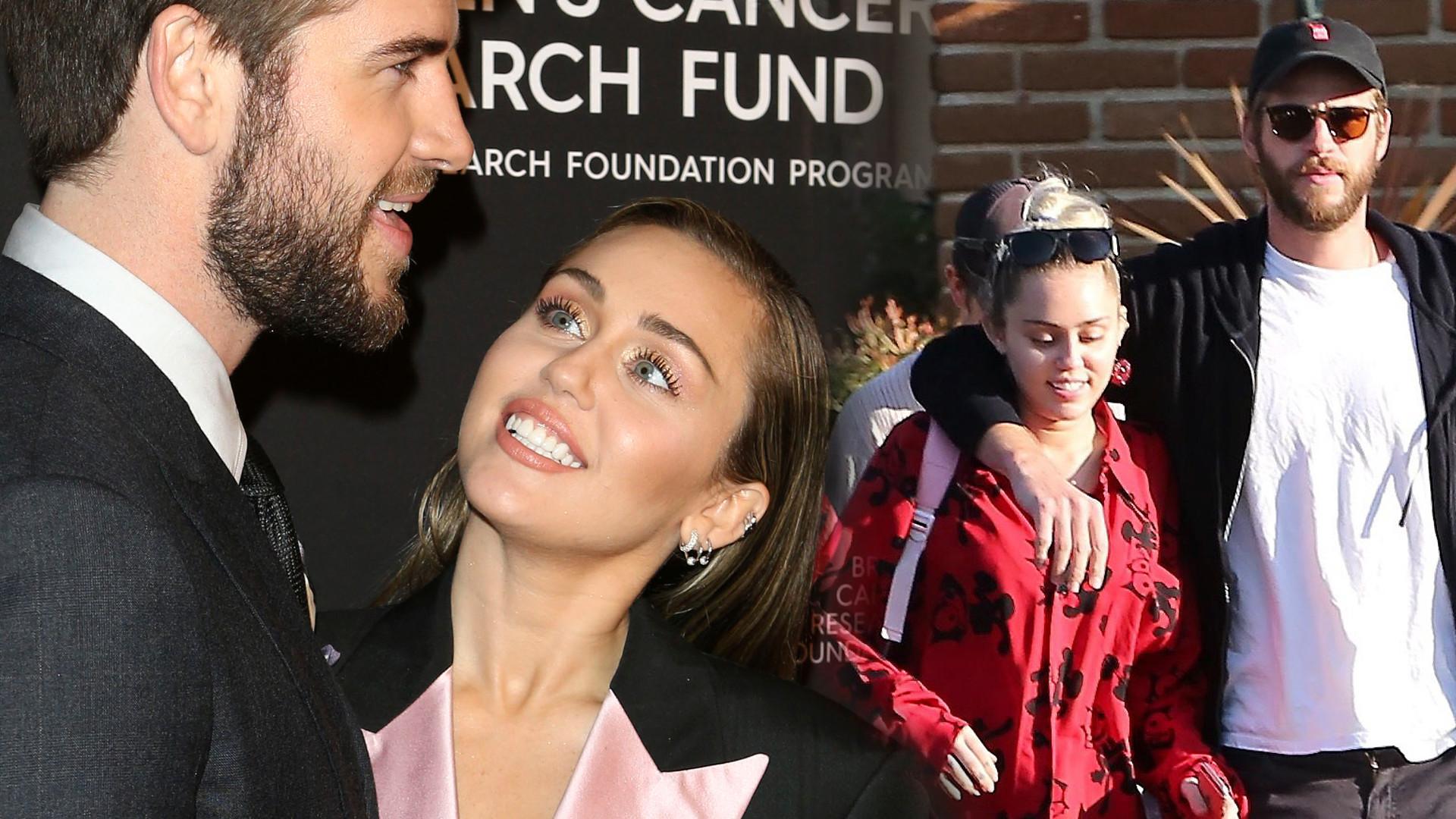 Miley Cyrus przyznała, że wciąż KOCHA Liama Hemswortha. Ujawniła, czemu tak nagle zdecydowali się na ślub
