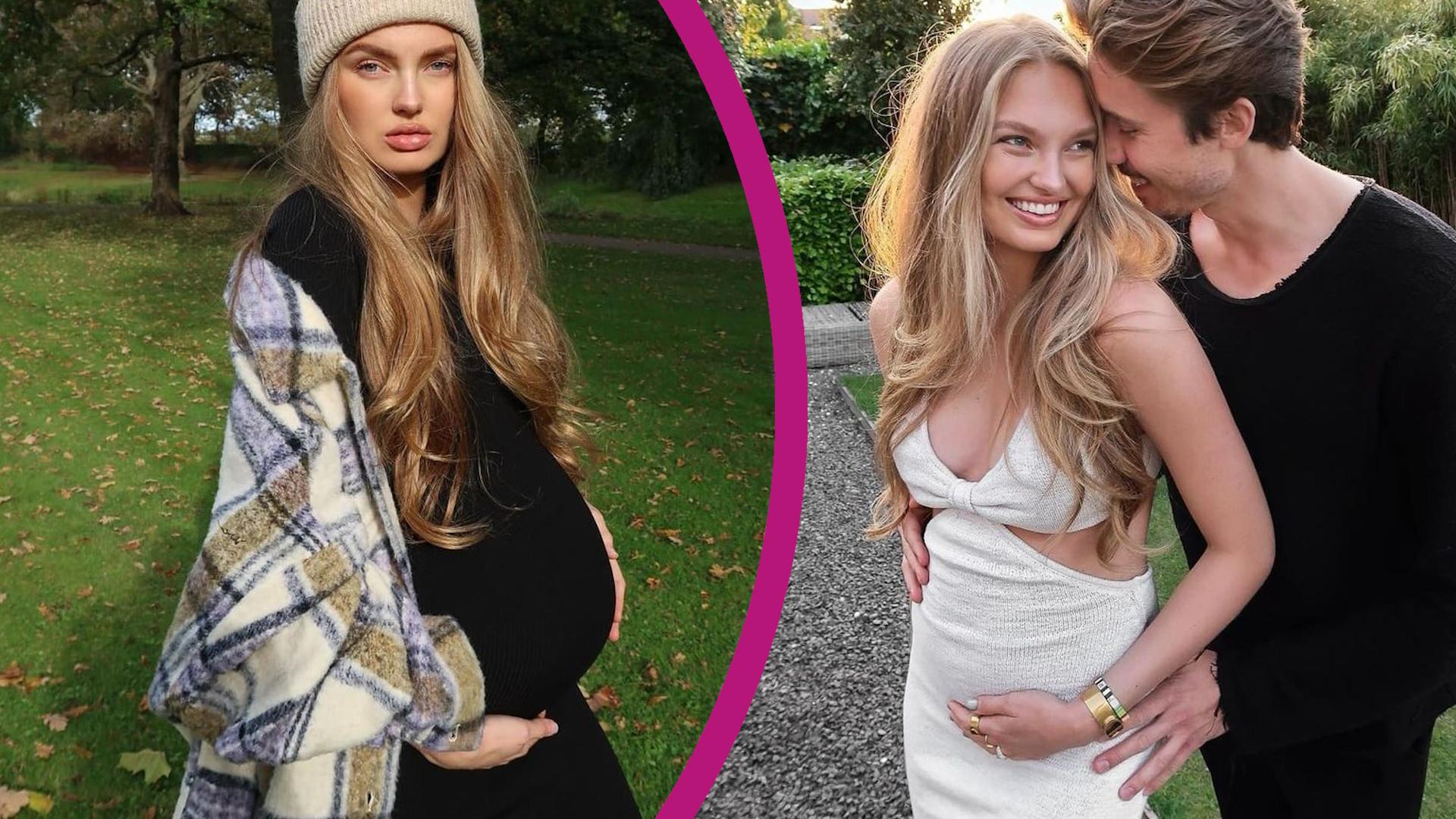 Modelka Victoria's Secret URODZIŁA. Myślała, że będzie mieć problemy z zajściem w ciążę