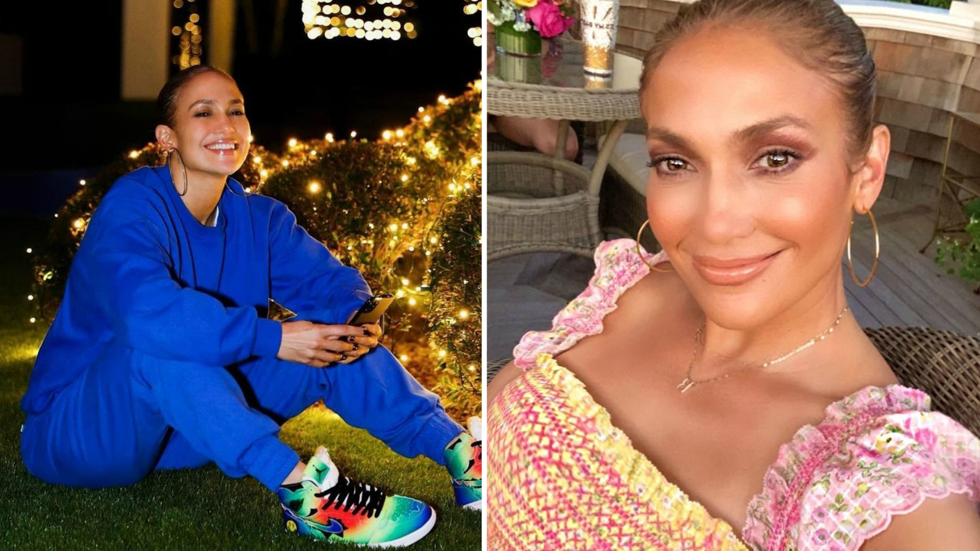 Jennifer Lopez pokazała swoją leniwą sobotę. Z bliźniakami i bez MAKIJAŻU