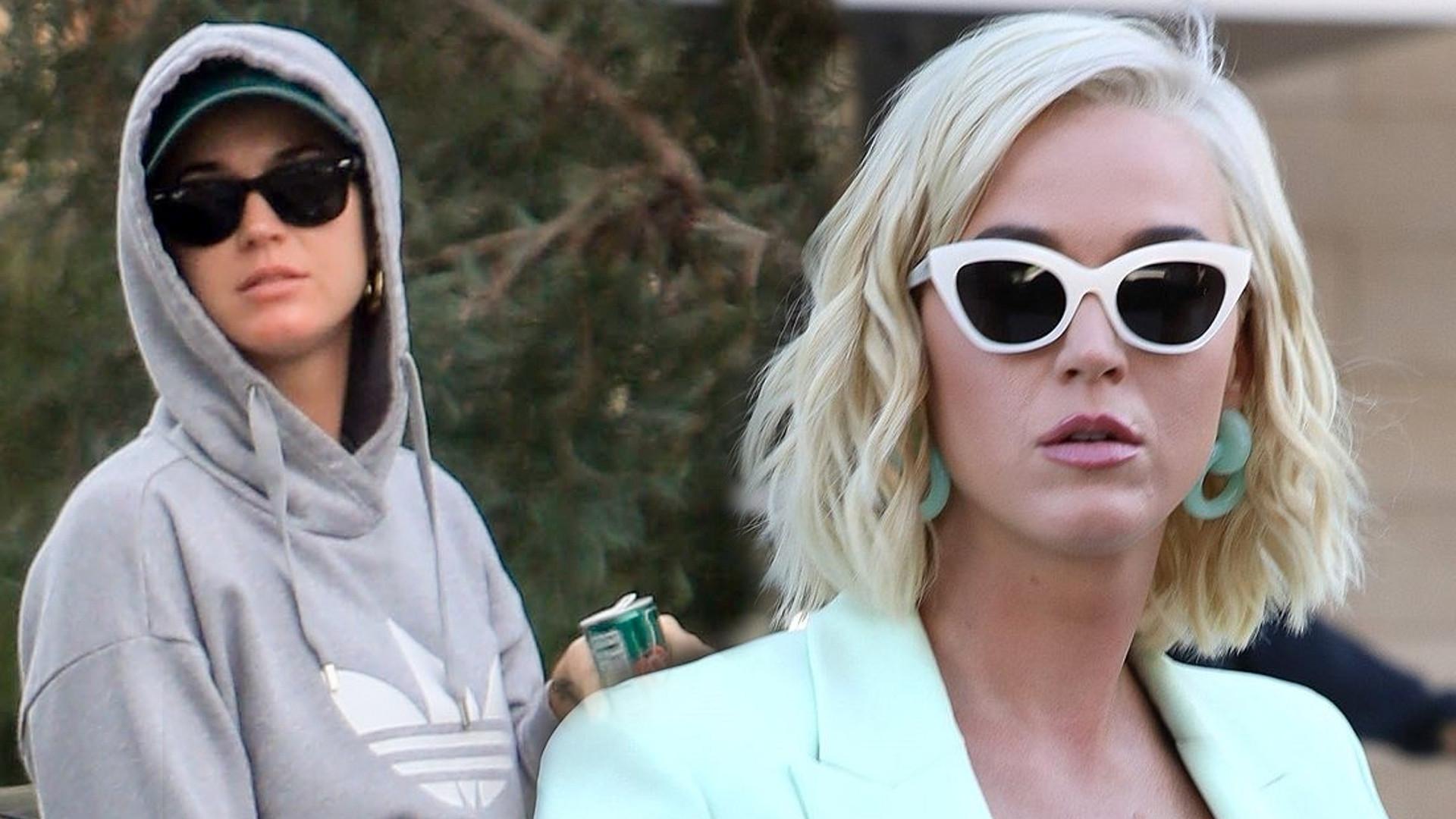 Katy Perry po ciąży MAJSTROWAŁA przy twarzy? Jest nie do poznania