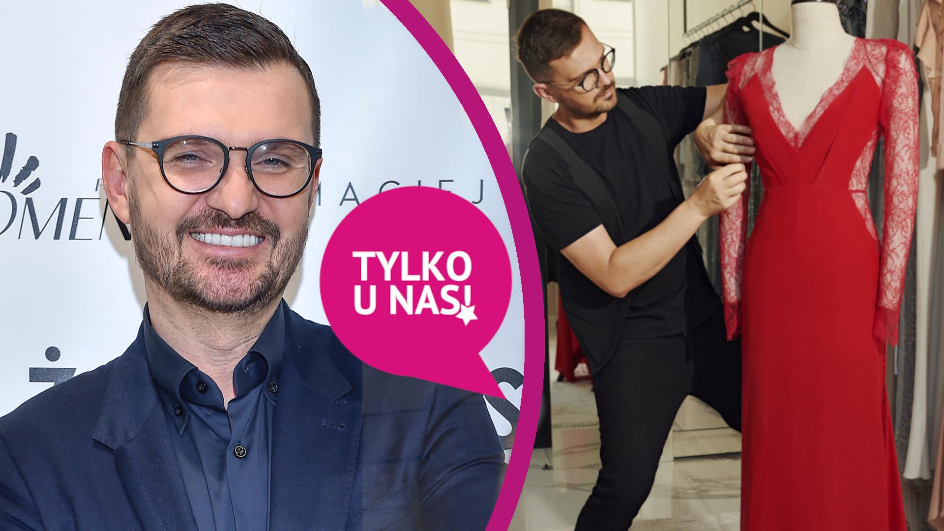 TYLKO U NAS: Maciej Zień zdradza, kto jest NAJLEPIEJ ubraną gwiazdą w Polsce. Zaskoczeni?