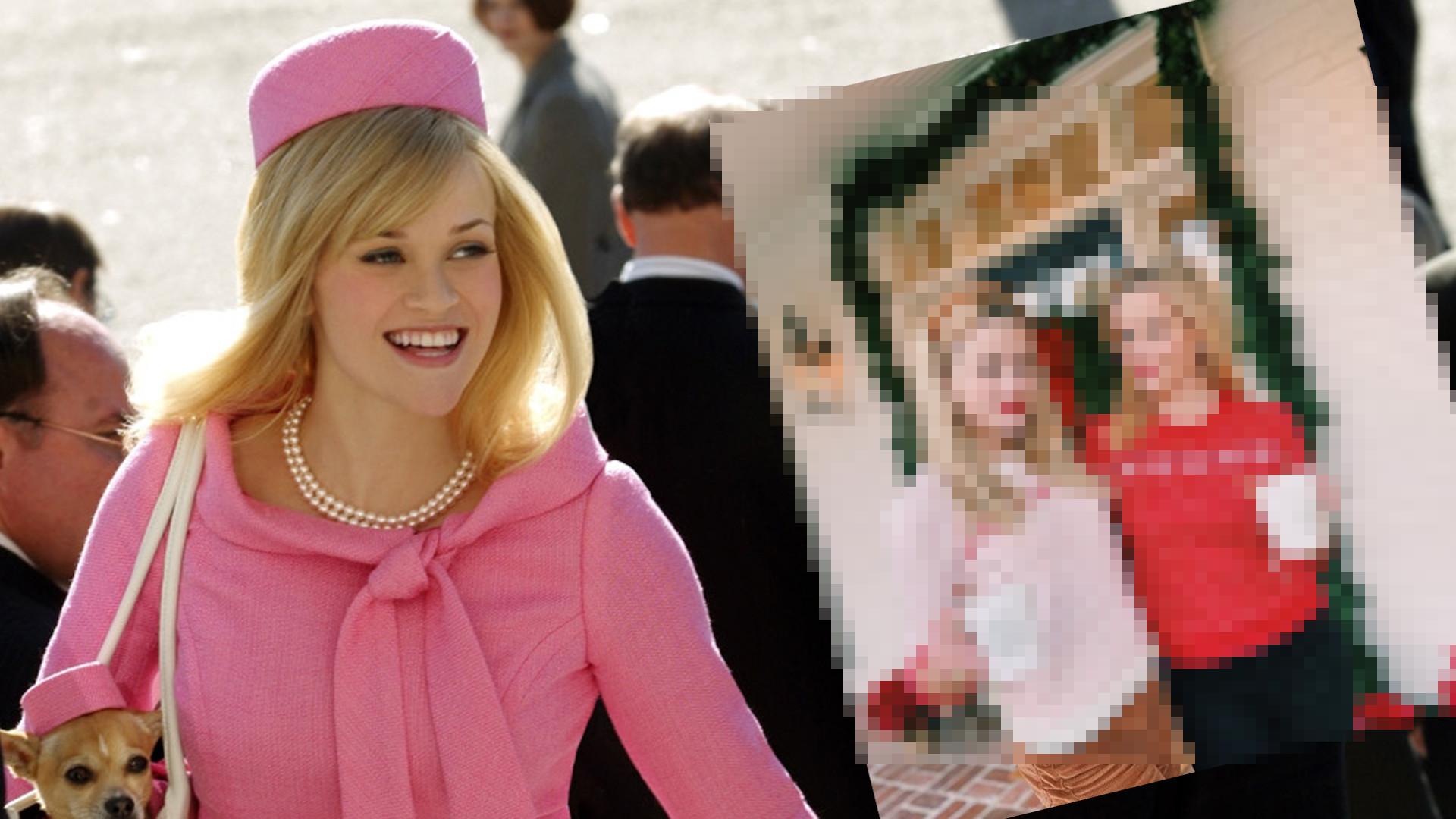 Reese Witherspoon pokazała swoją dorosłą córkę! Wyglądają jak siostry