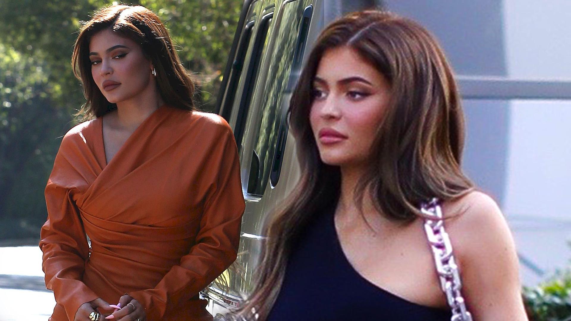Kylie Jenner zmieniła kolor włosów. Teraz jest seksownym RUDZIELCEM