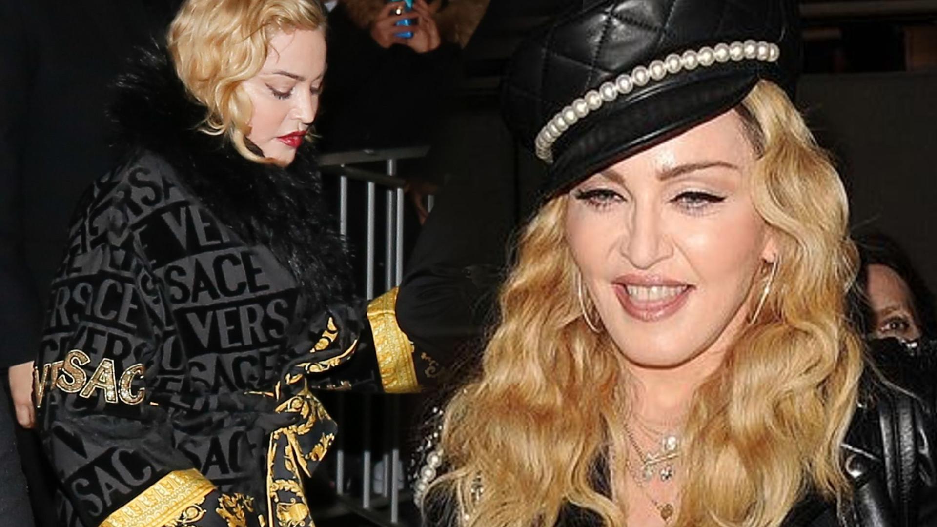 Madonna w wieku 62 lat zrobiła PIERWSZY tatuaż