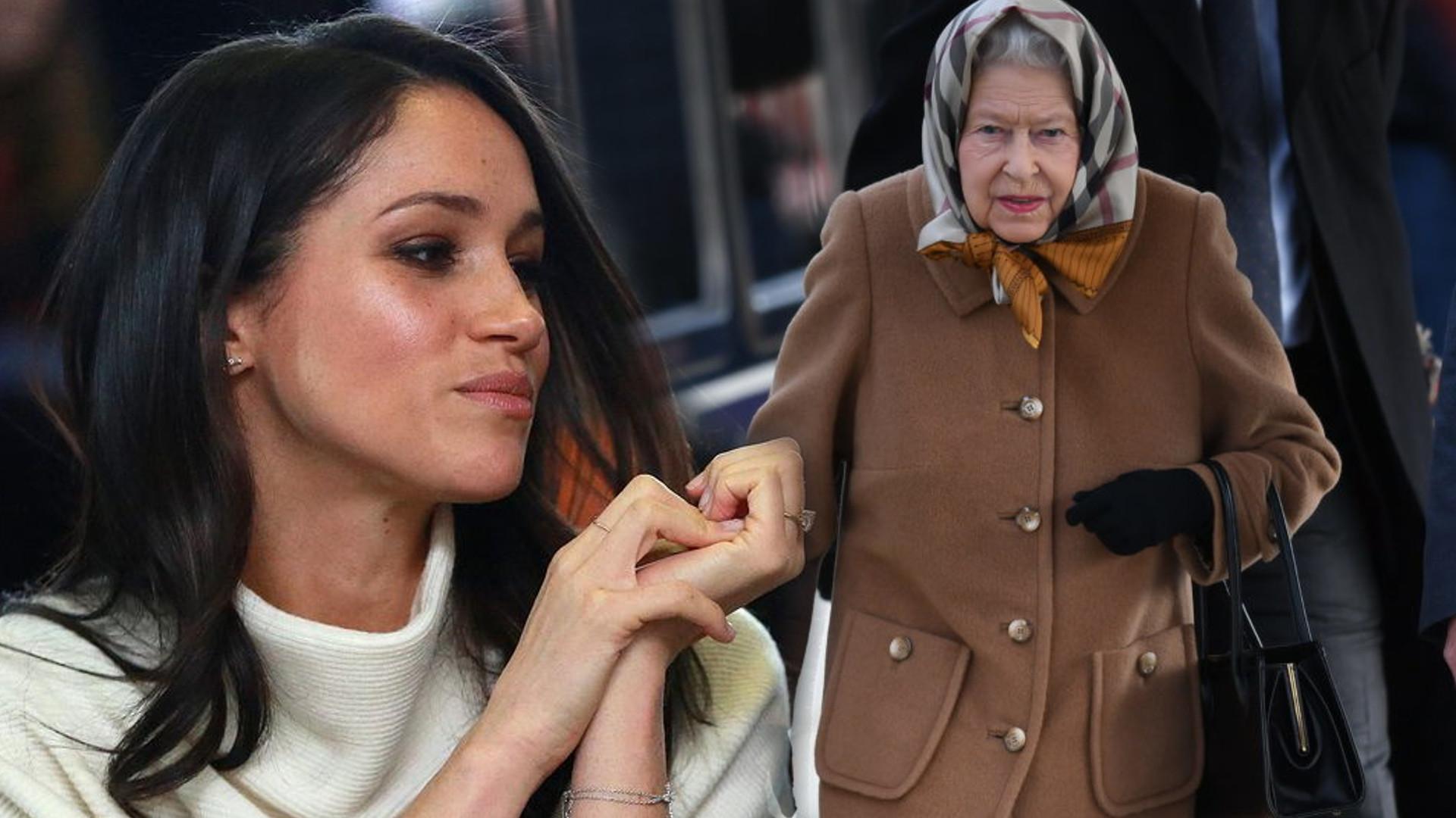 """Meghan Markle i Harry nie odwiedzą rodziny królewskiej na święta: """"Boją się konfrontacji z królową"""""""