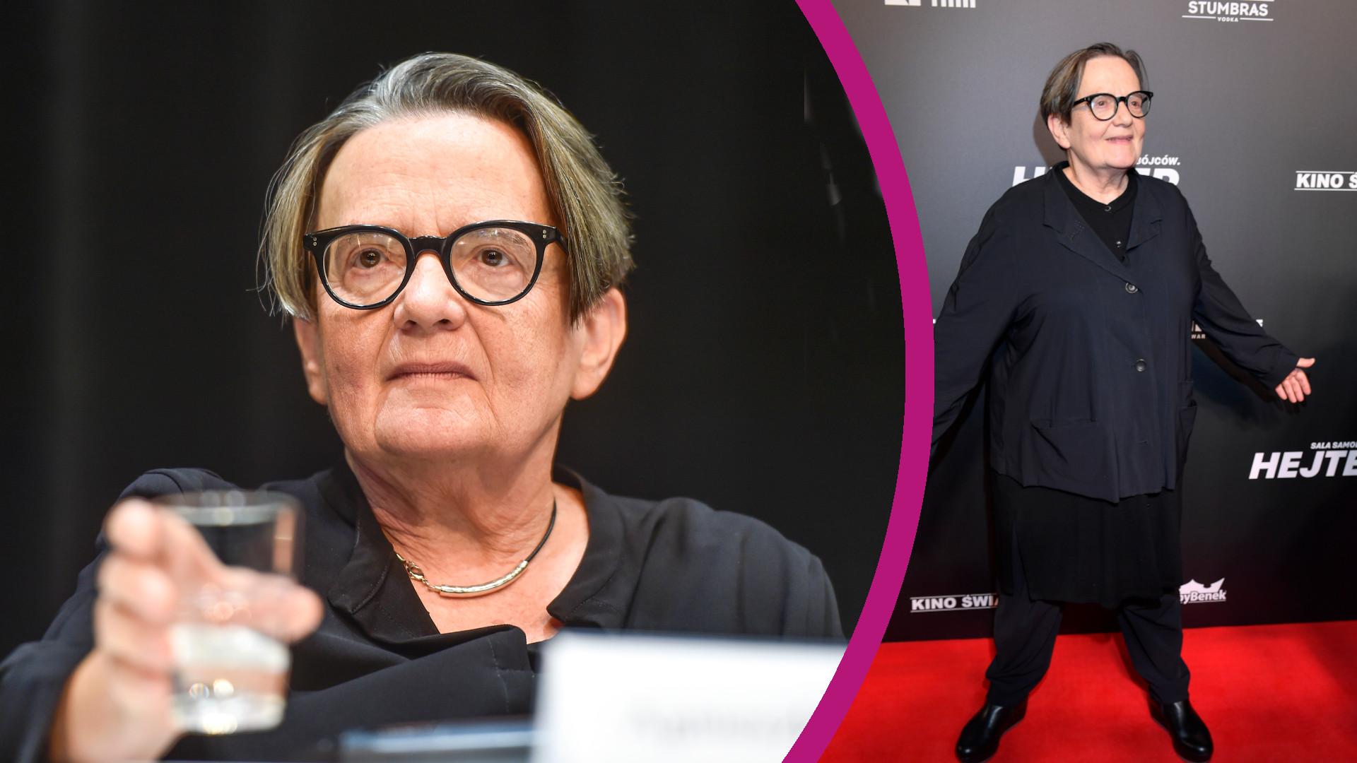 Agnieszka Hollad na czele Akademii Filmowej!