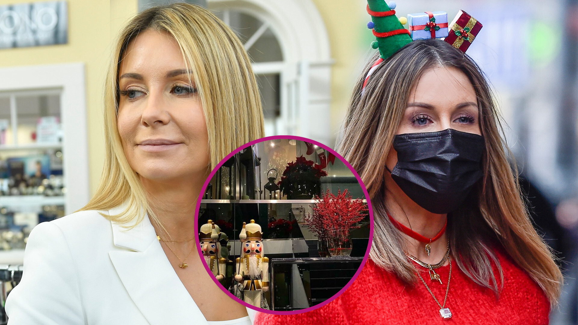 Małgorzata Rozenek pochwaliła się świątecznymi dekoracjami. Poszła na CAŁOŚĆ (FOTO)