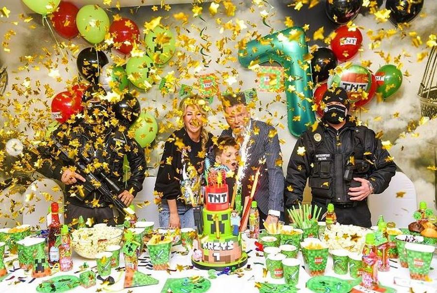 Maja Rutkowska pochwaliła się imprezą urodzinową syna.