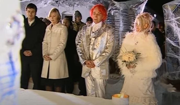 Ślub Mandaryny i Michała Wiśniewskiego, fot. YT