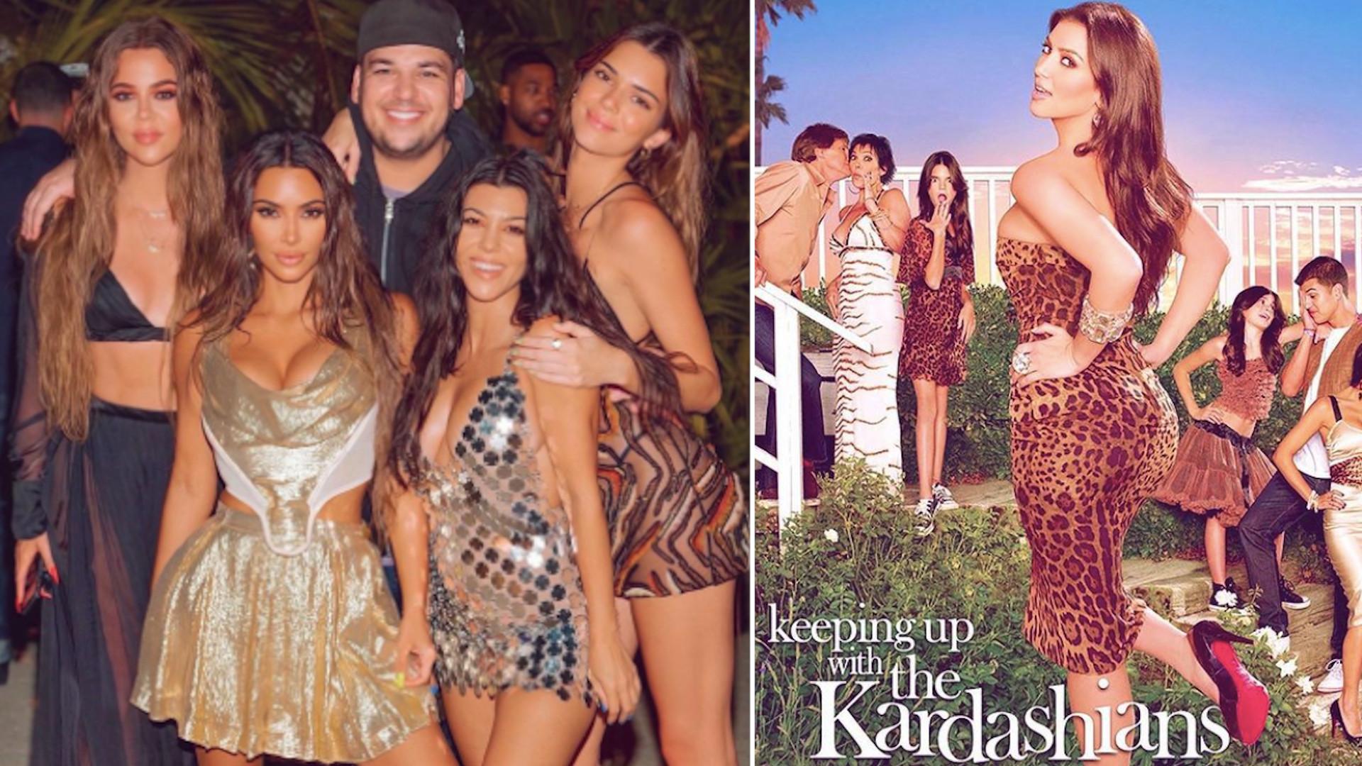 Kardashianki powracają! Znowu zobaczymy ich w reality-show