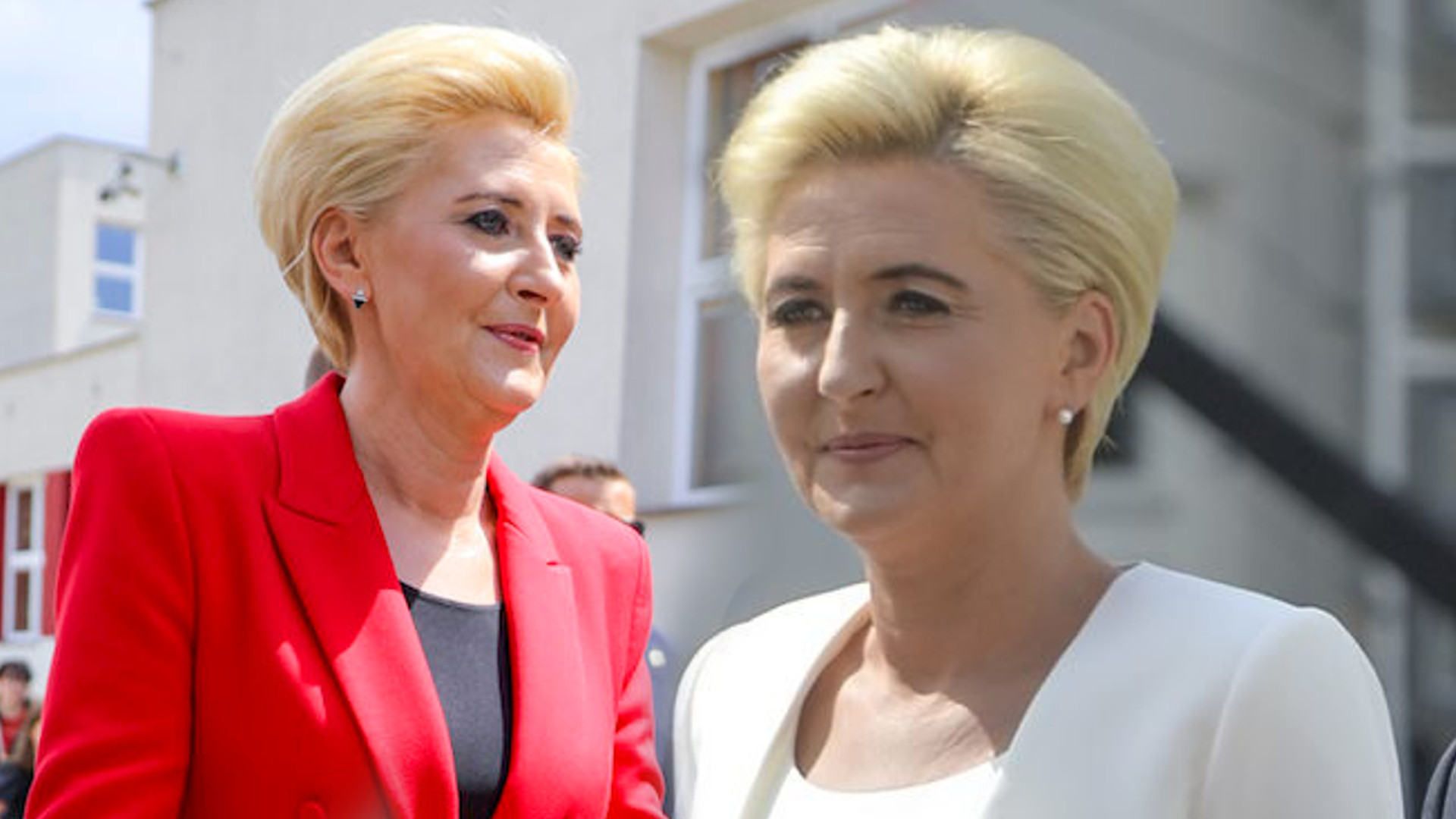 Agata Duda pokazała choinkę w Pałacu Prezydenckim