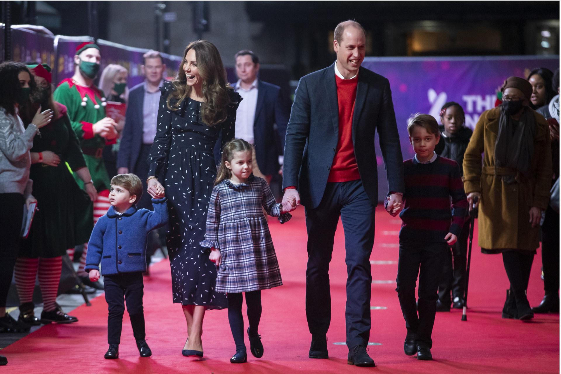 Rodzina księcia Williama