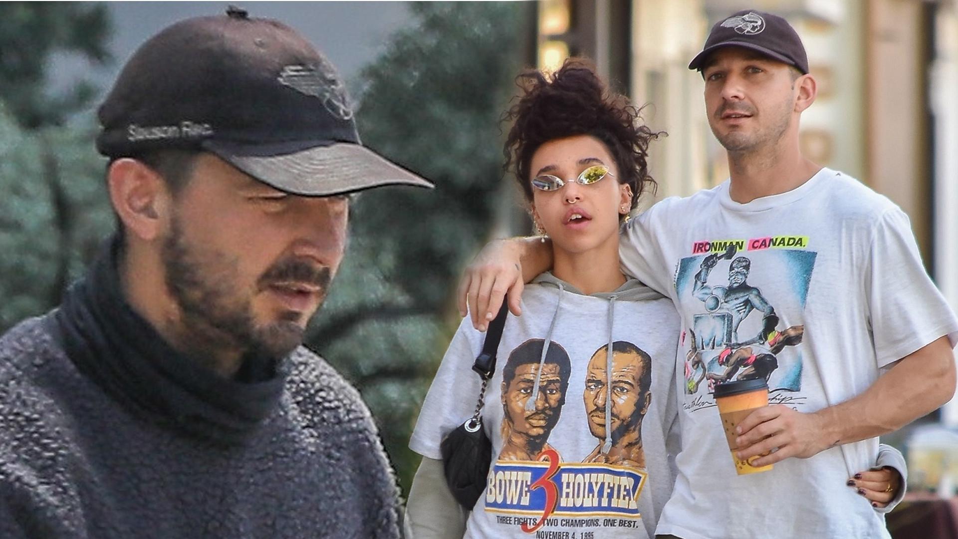FKA Twigs oskarżyła Shia LaBeouf o PRZEMOC fizyczną i psychiczną. To było PIEKŁO