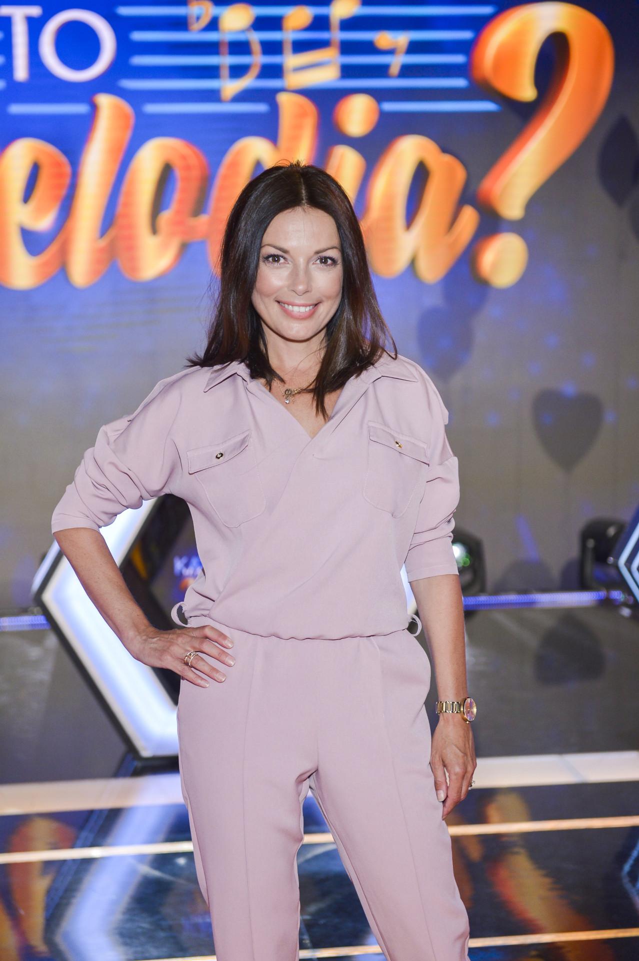 Katarzyna Glinka w programie tv