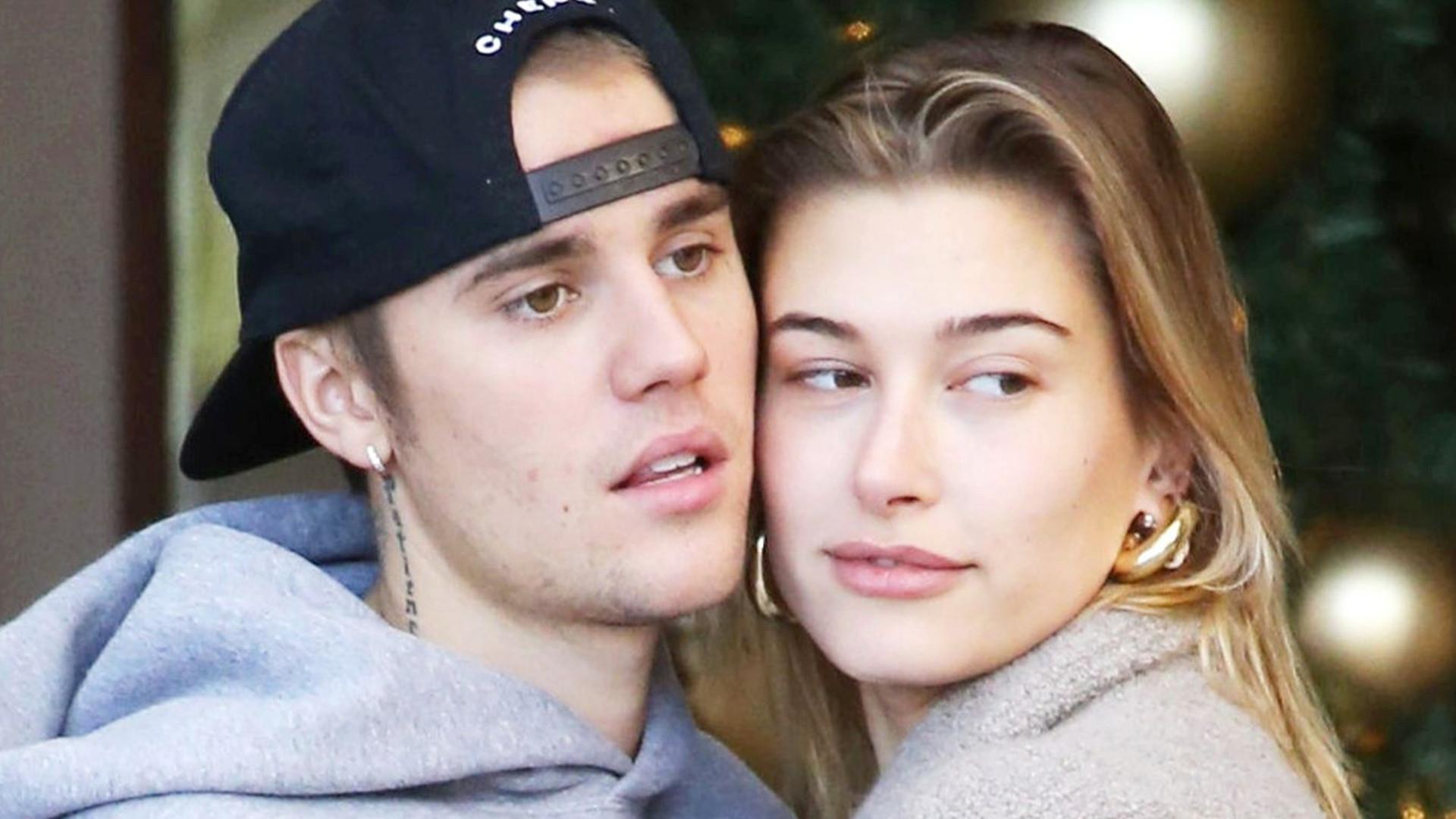 Justin Bieber pokazał choinkę. Jest OGROMNA