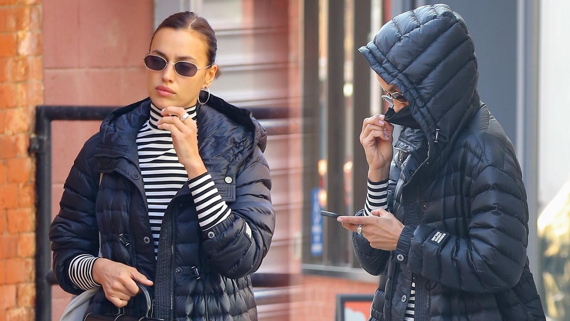 Gdybyś założyła takie buty jak Irina Shayk, ludzie oglądaliby się za tobą na ulicy (ZDJĘCIA)