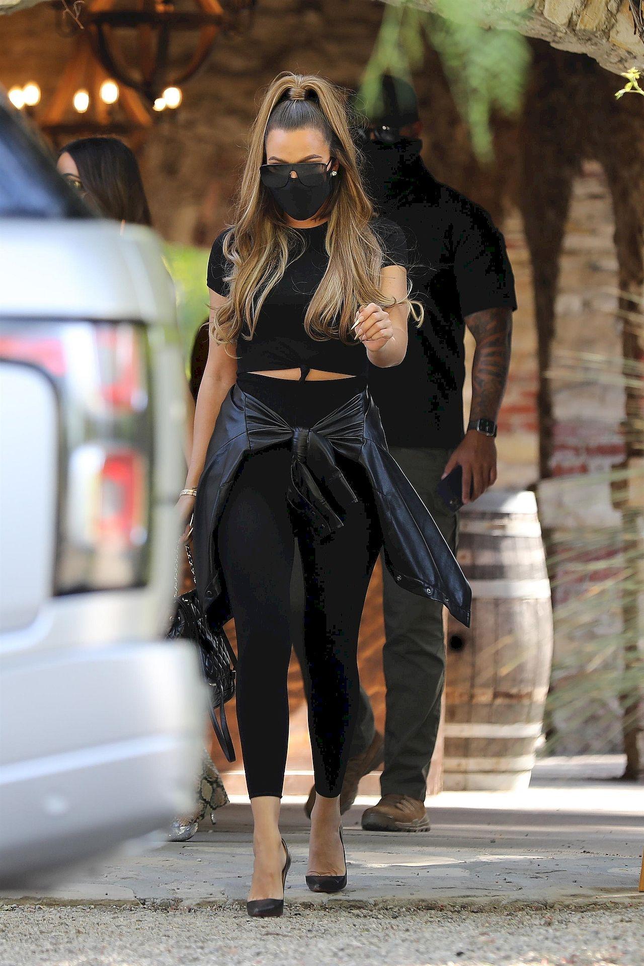 Khloe Kardashian bardzo schudła.