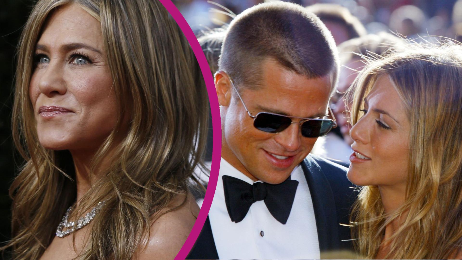 Jennifer Aniston ZARĘCZYŁA SIĘ z Bradem Pittem?! Miała pokazać pierścionek